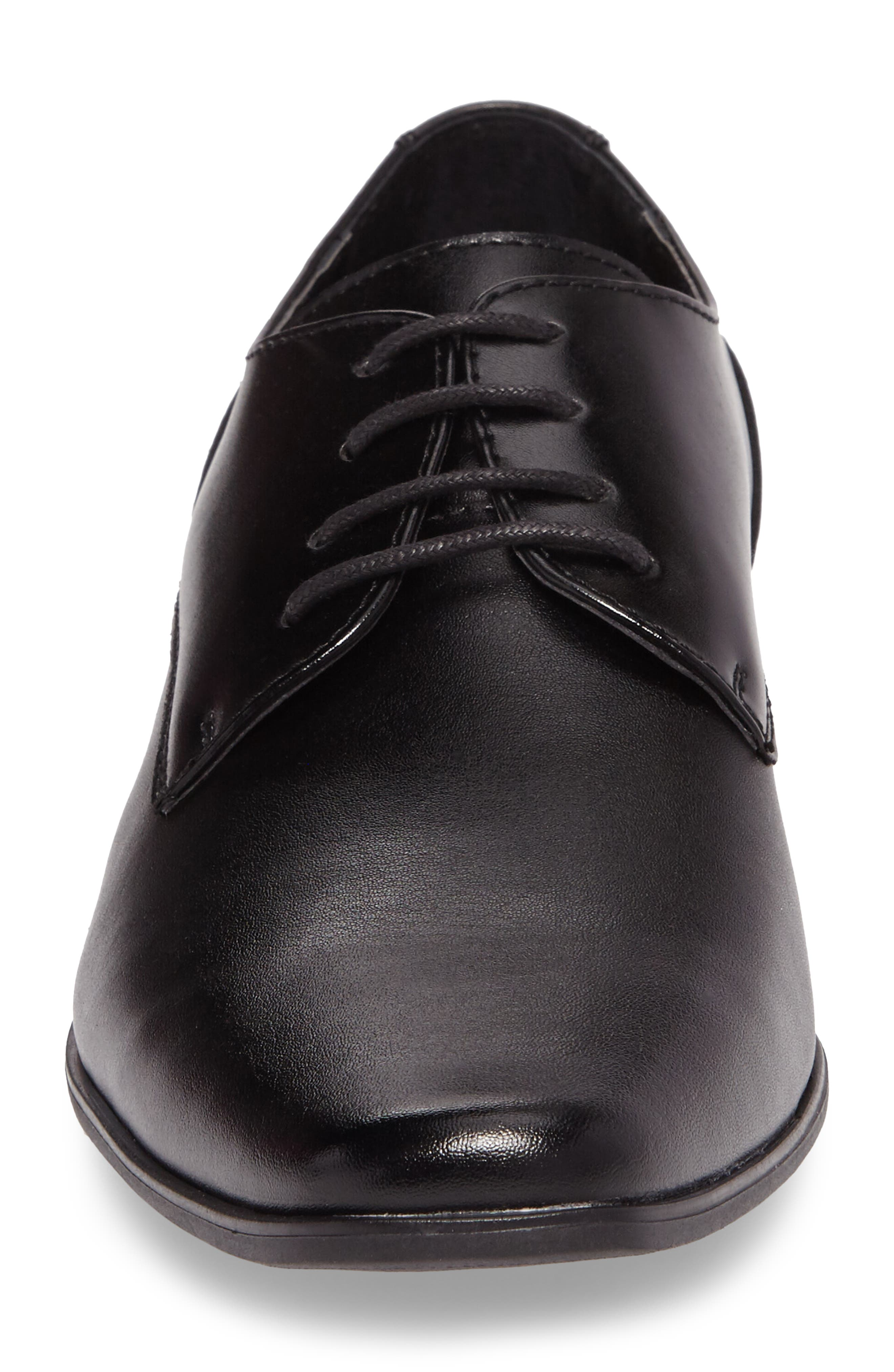 Alternate Image 4  - Calvin Klein Brodie Plain Toe Derby (Men)