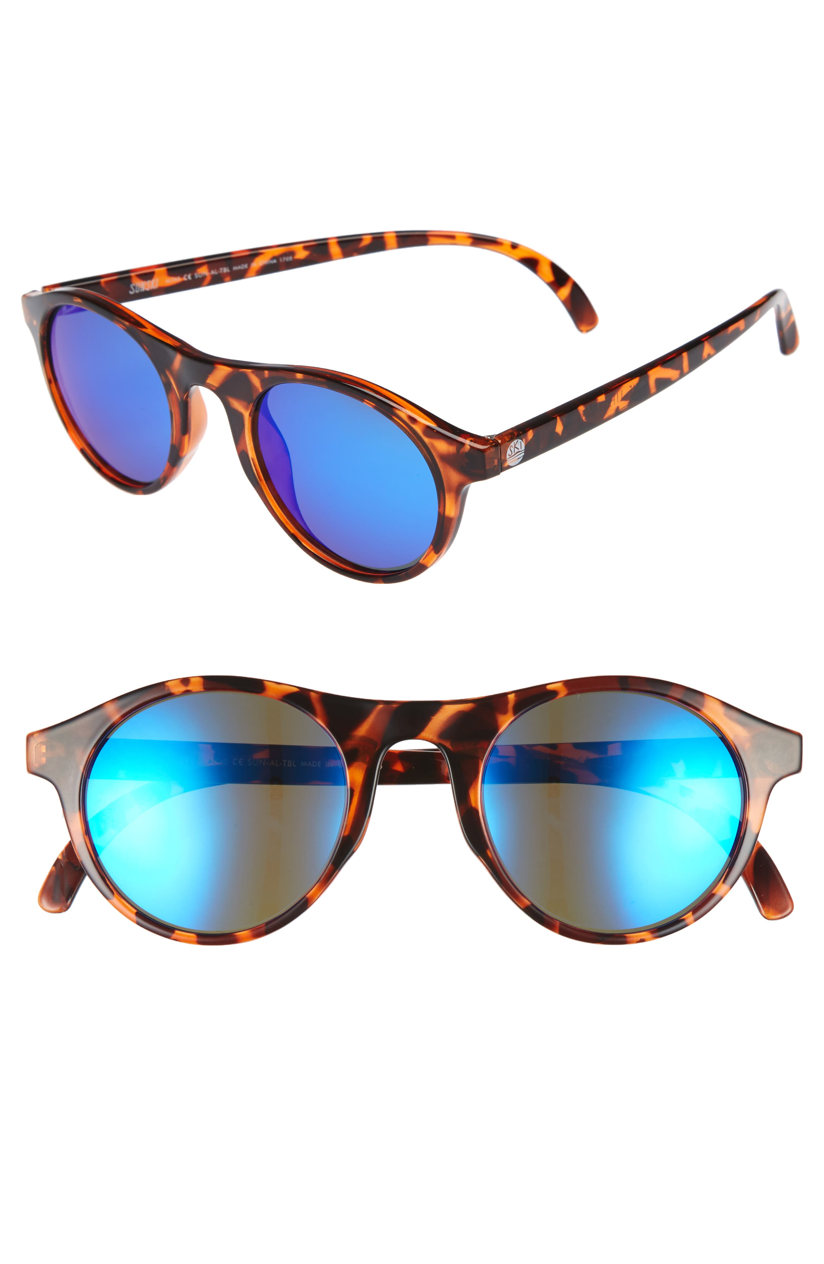 Alternate Image 1 Selected - Sunski Alta 47mm Sunglasses
