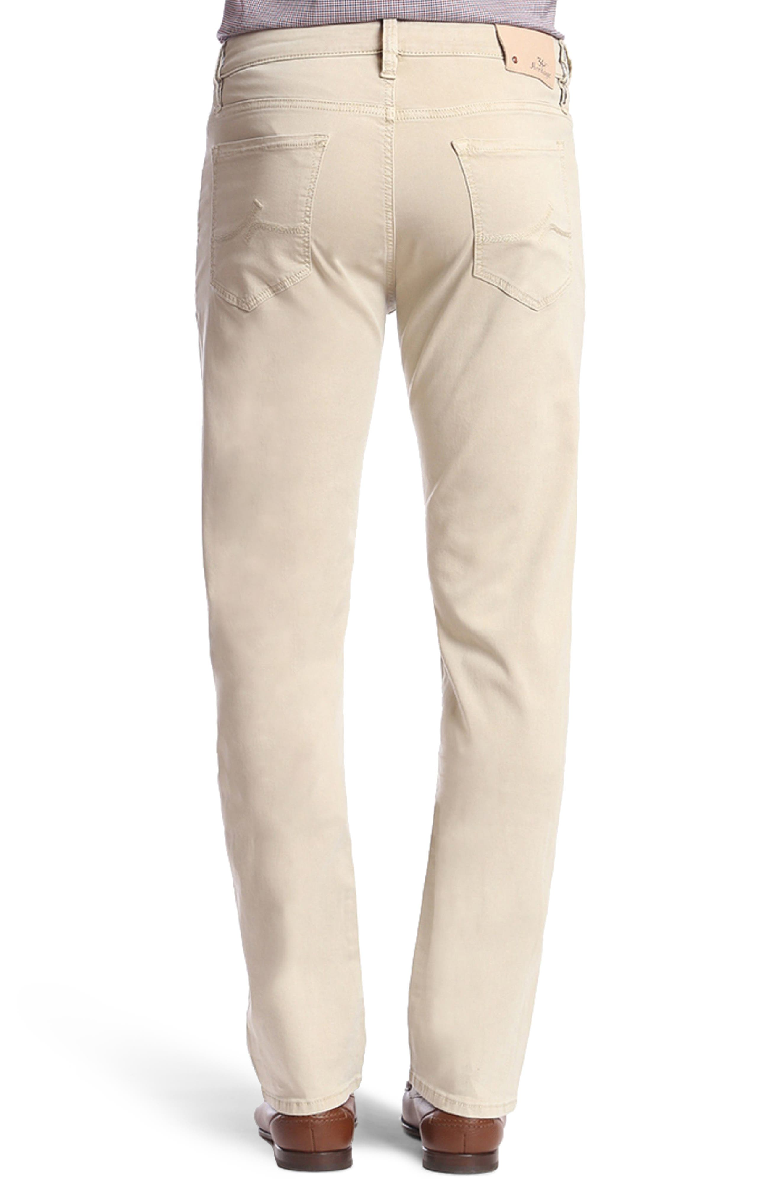 Charisma Relaxed Fit Jeans,                             Alternate thumbnail 2, color,                             Stone Twill