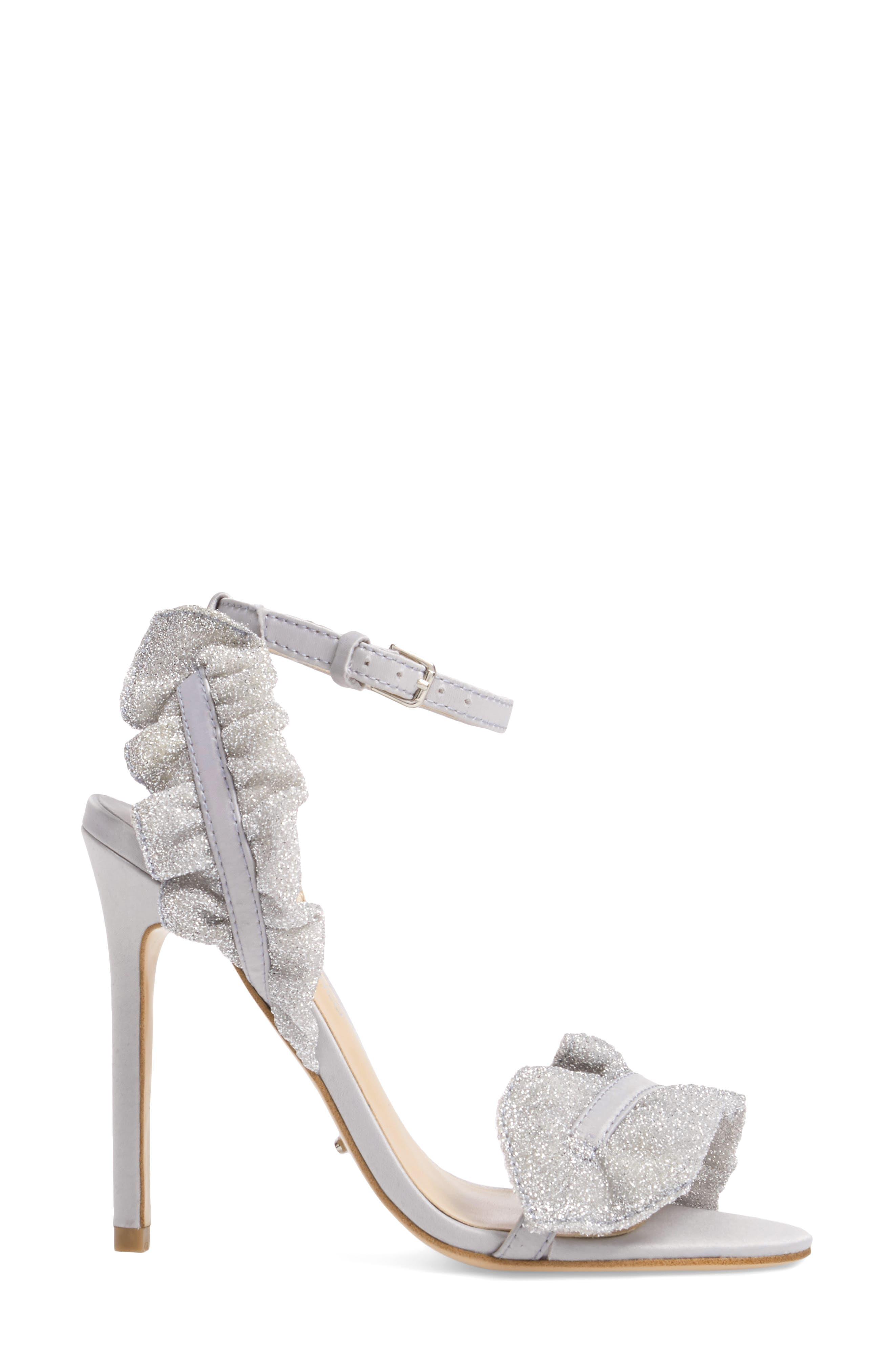Alternate Image 3  - Tony Bianco Katy Ruffle Sandal (Women)