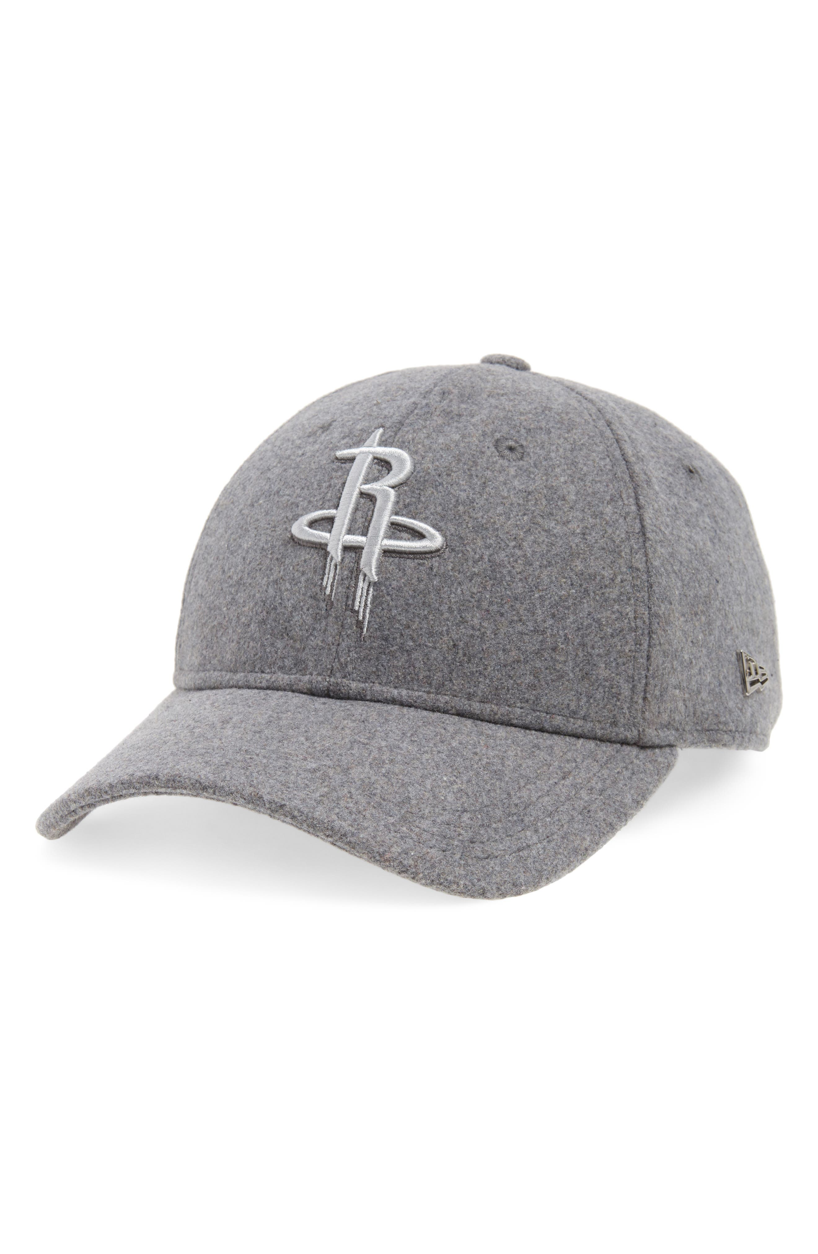 New Era NBA Cap,                             Main thumbnail 1, color,                             Houston Rockets