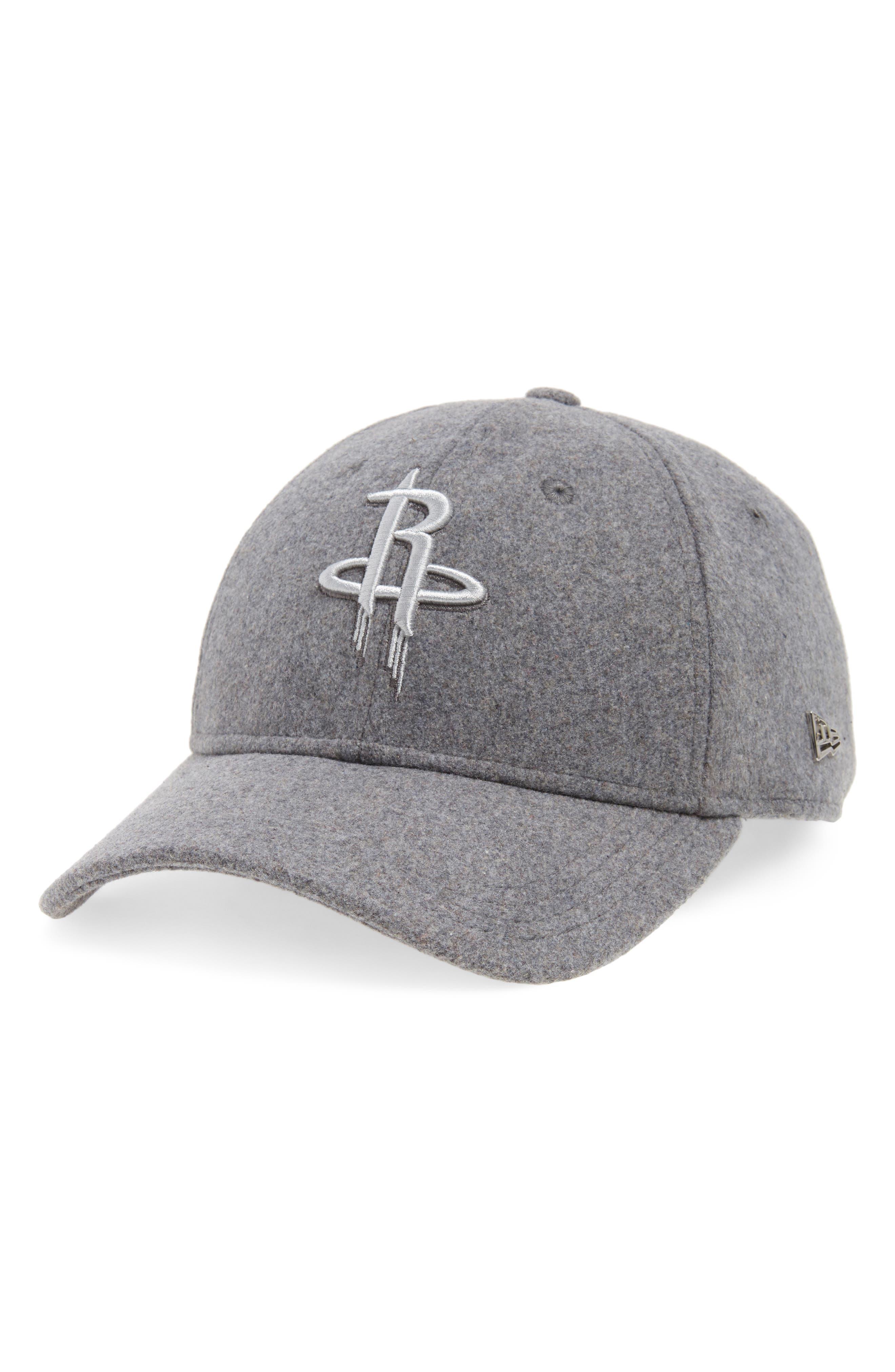 New Era NBA Cap,                         Main,                         color, Houston Rockets