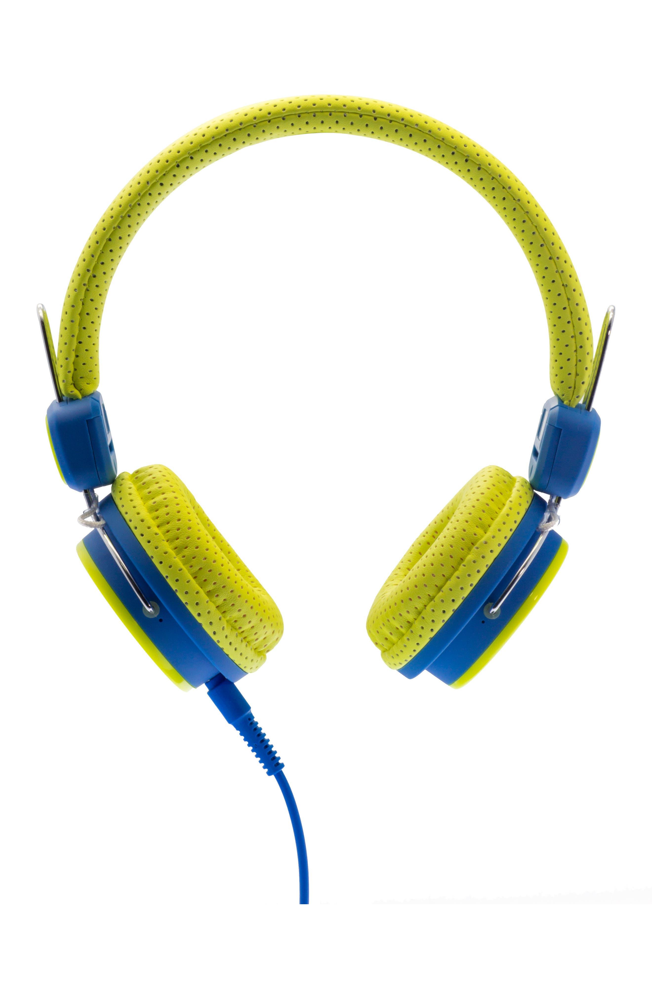 Alternate Image 5  - Moki Volume Limited Headphones (Kids)
