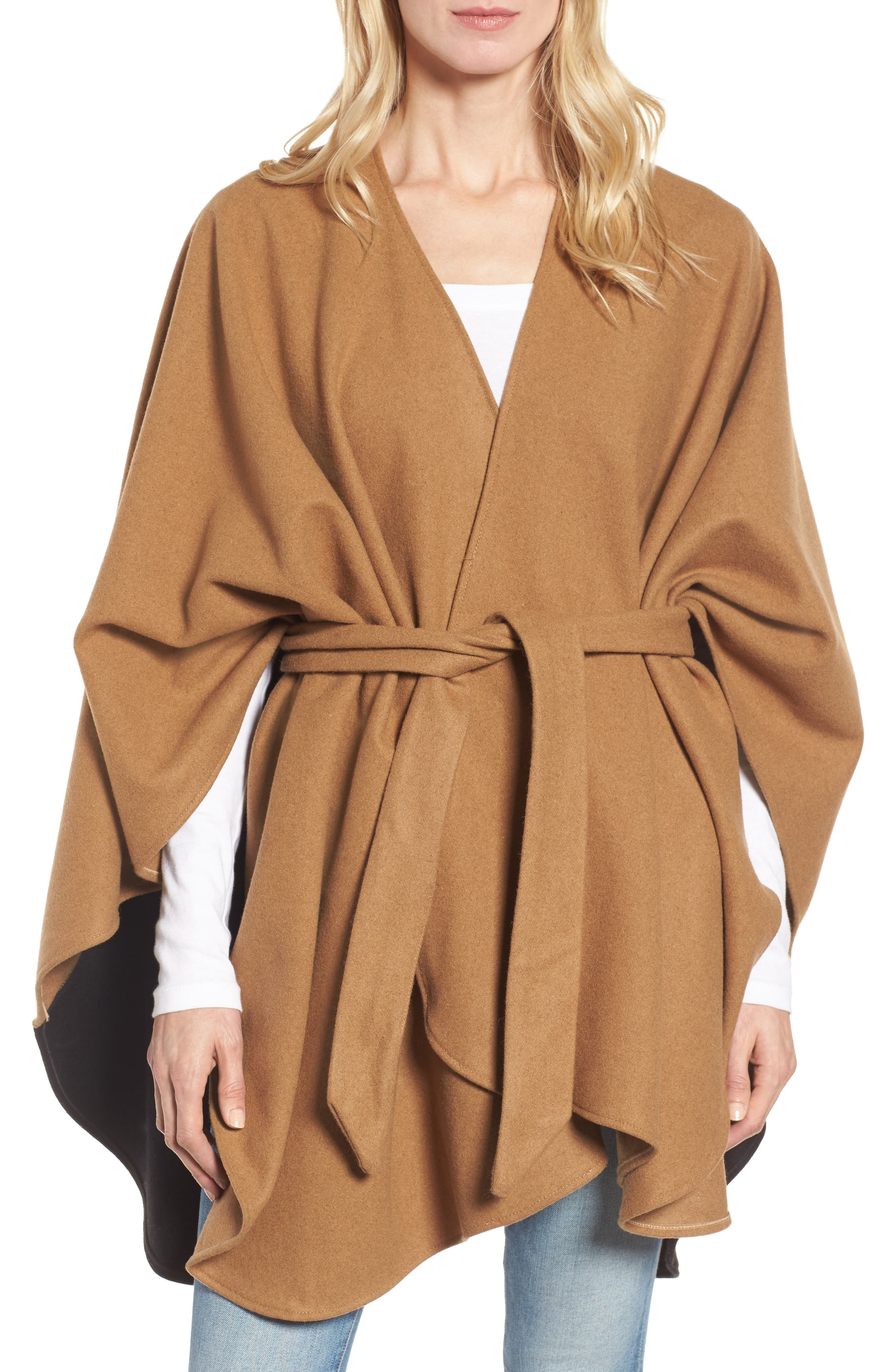 Donni Charm Duo Wonder Wool Cape