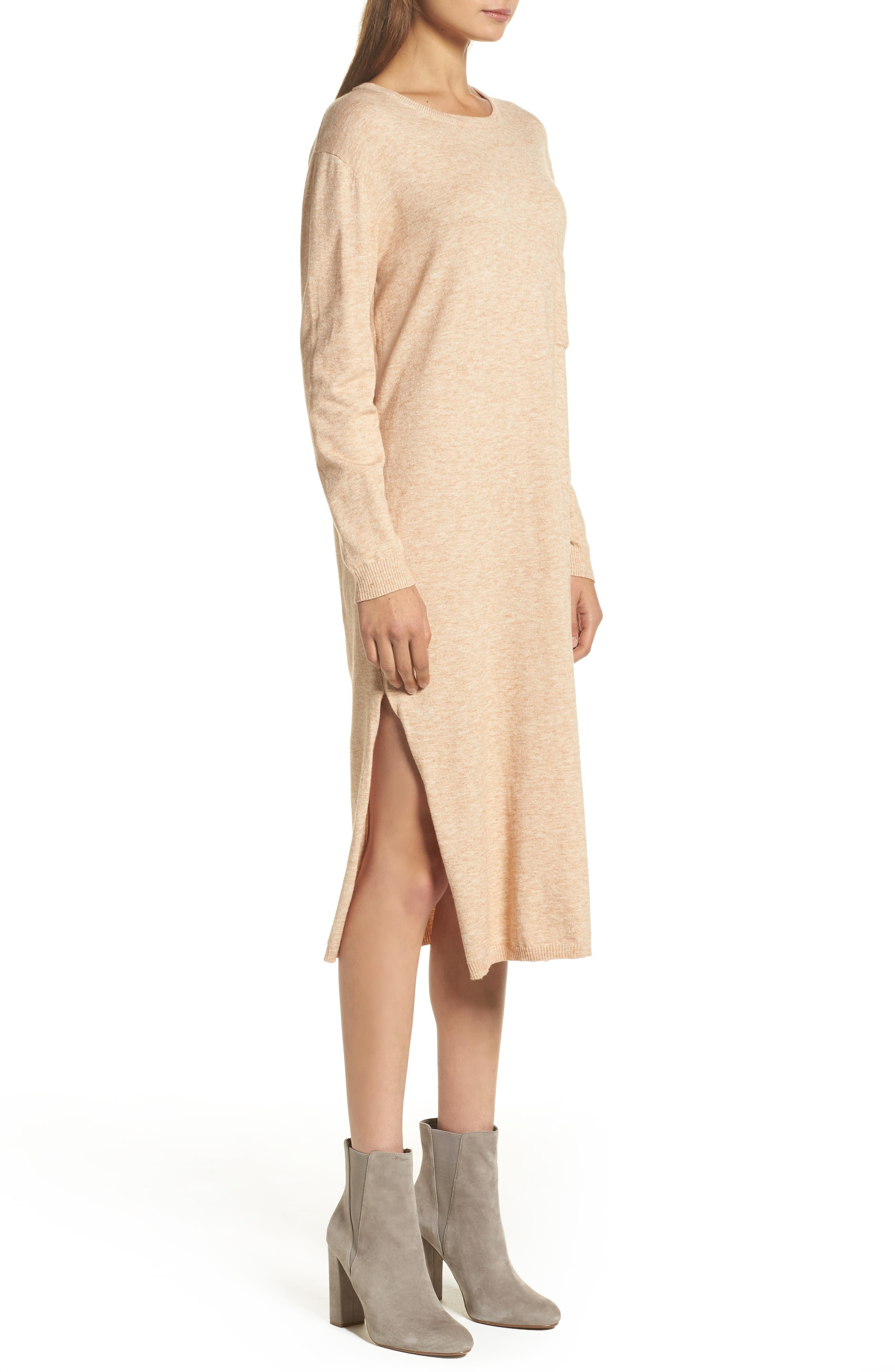Alternate Image 3  - Knot Sisters Darrien Shift Dress