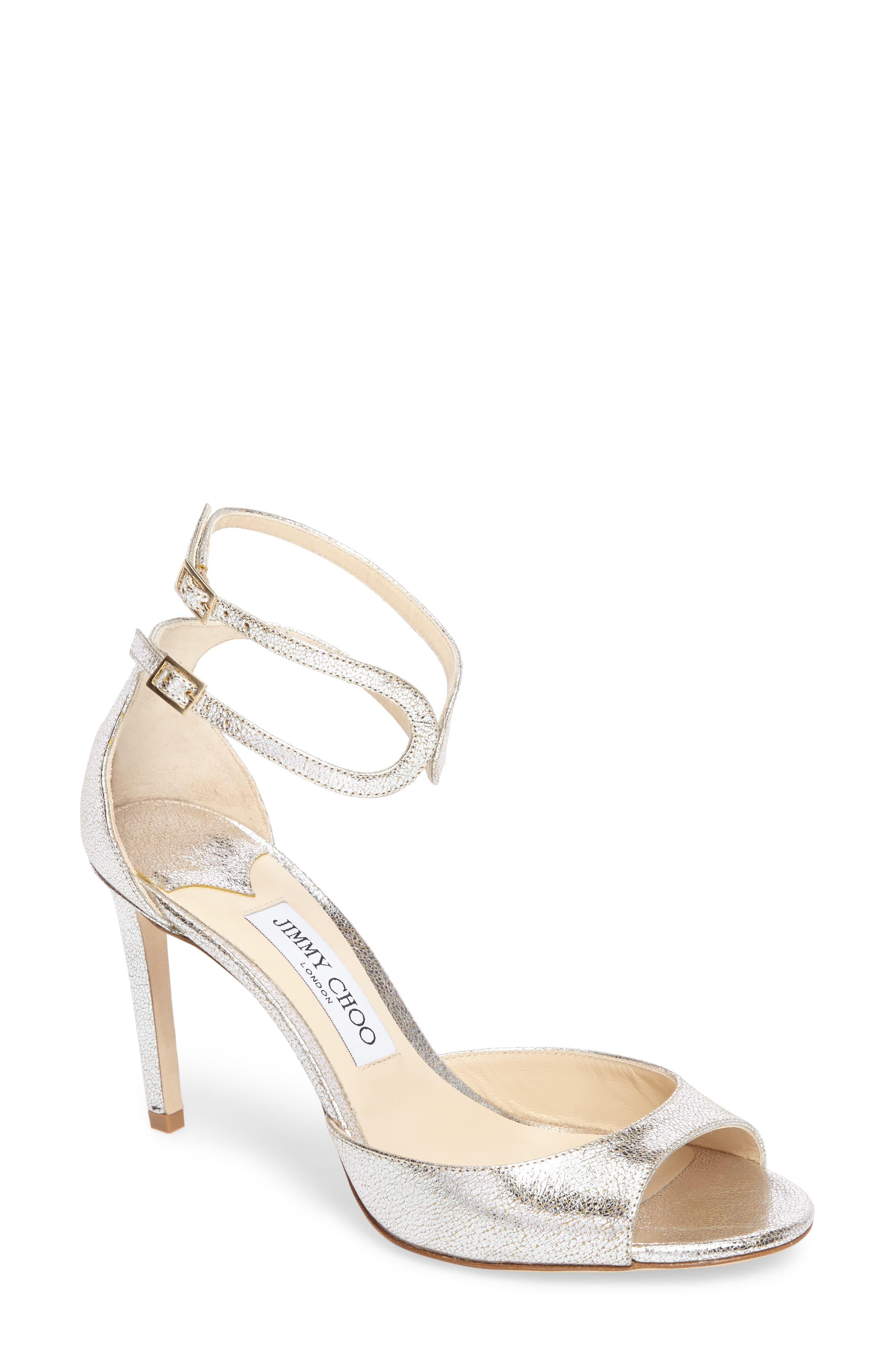 Main Image - Jimmy Choo Lane d'Orsay Sandal (Women)