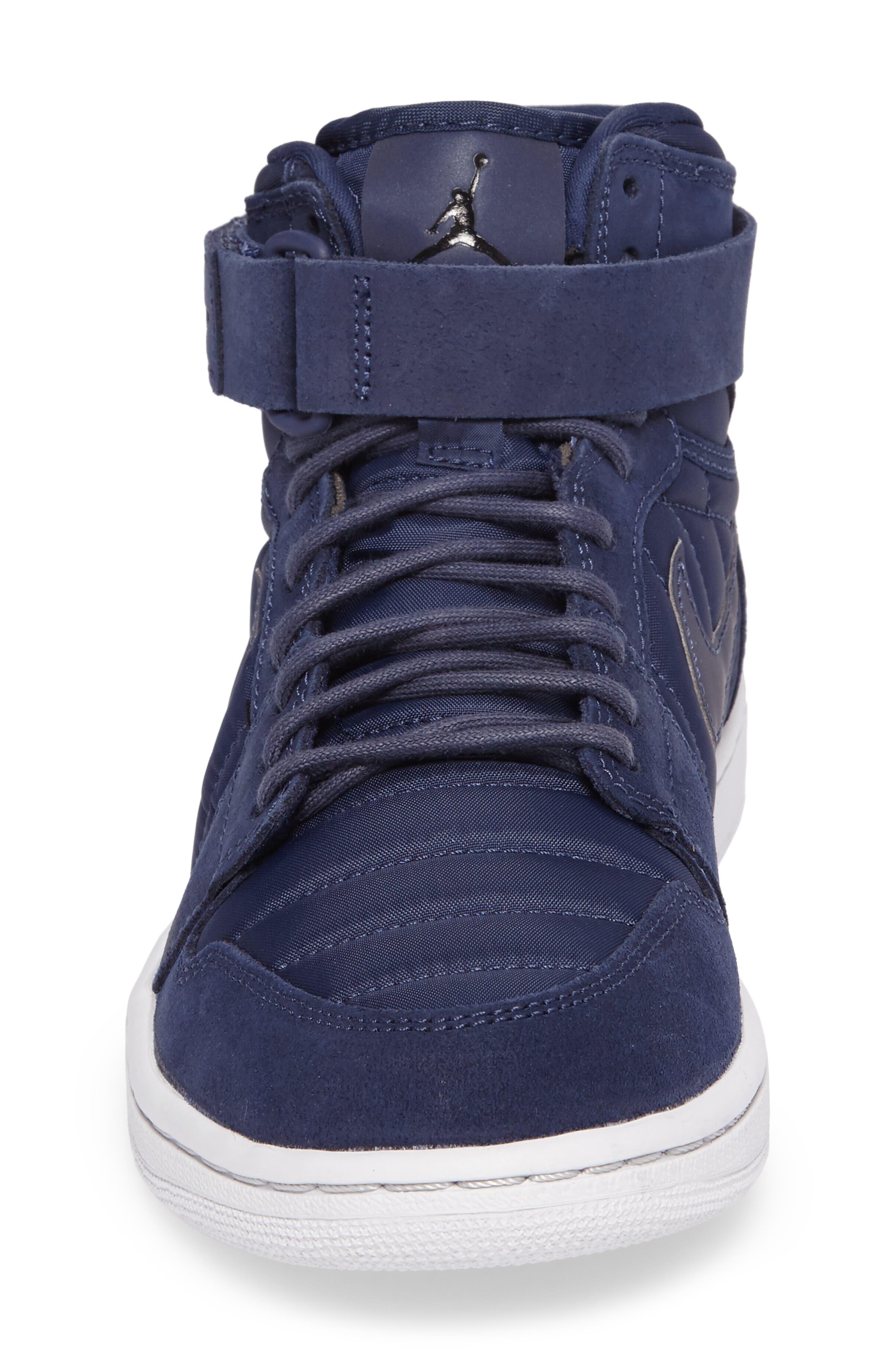 Alternate Image 4  - Nike Air Jordan 1 Sneaker (Men)