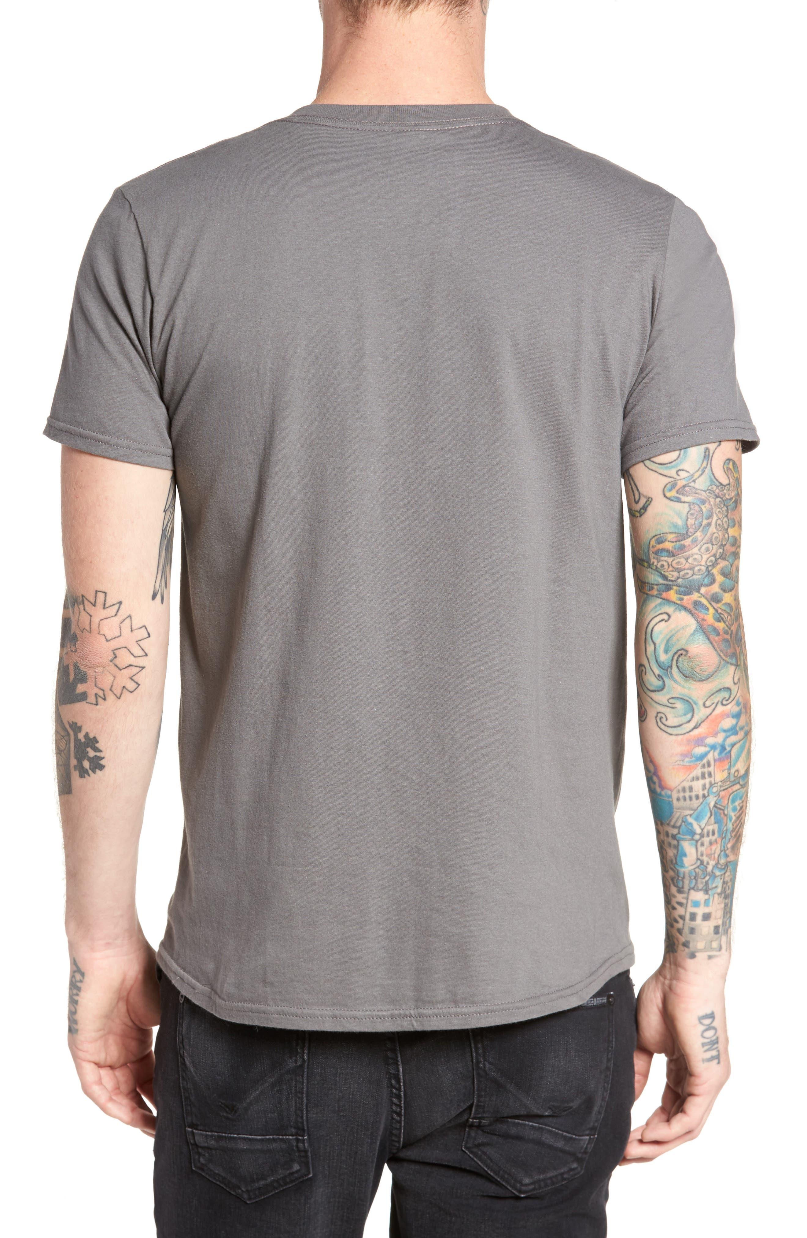 Gnome T-Shirt,                             Alternate thumbnail 2, color,                             Grey Gnome