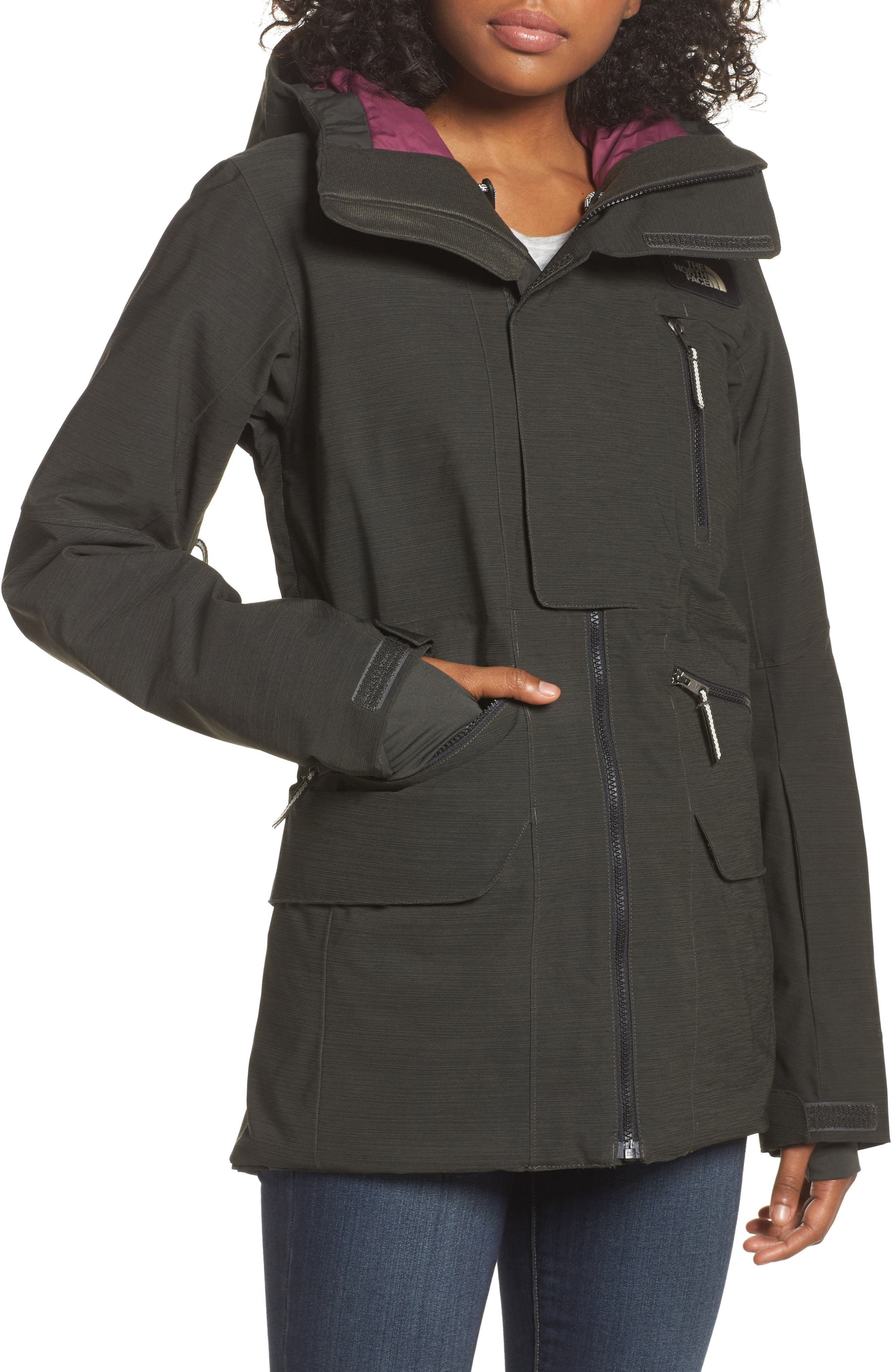 Alternate Image 1 Selected - The North Face Kras Parka