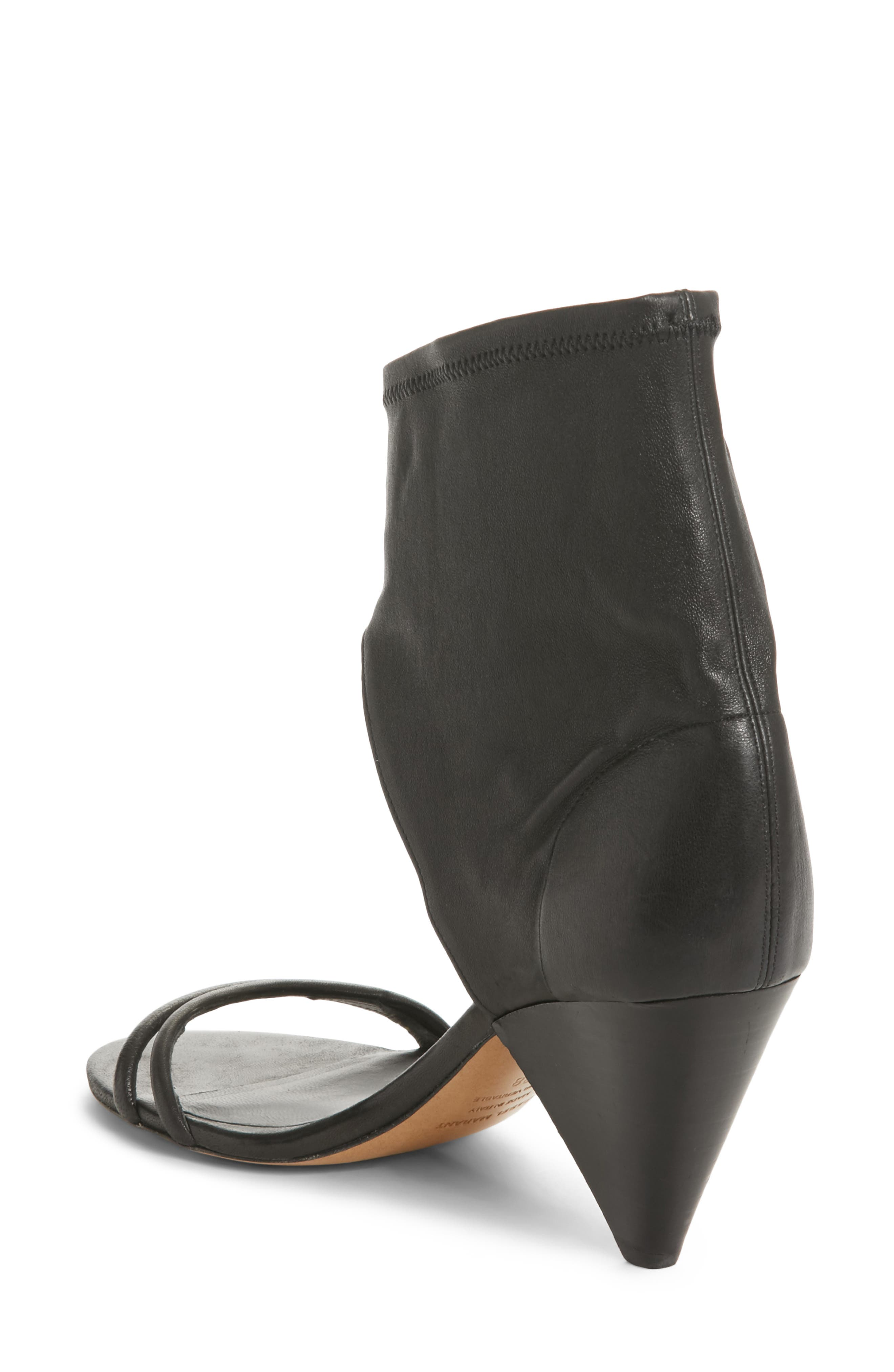 Alternate Image 2  - Isabel Marant Melvy Ankle Shield Sandal (Women)