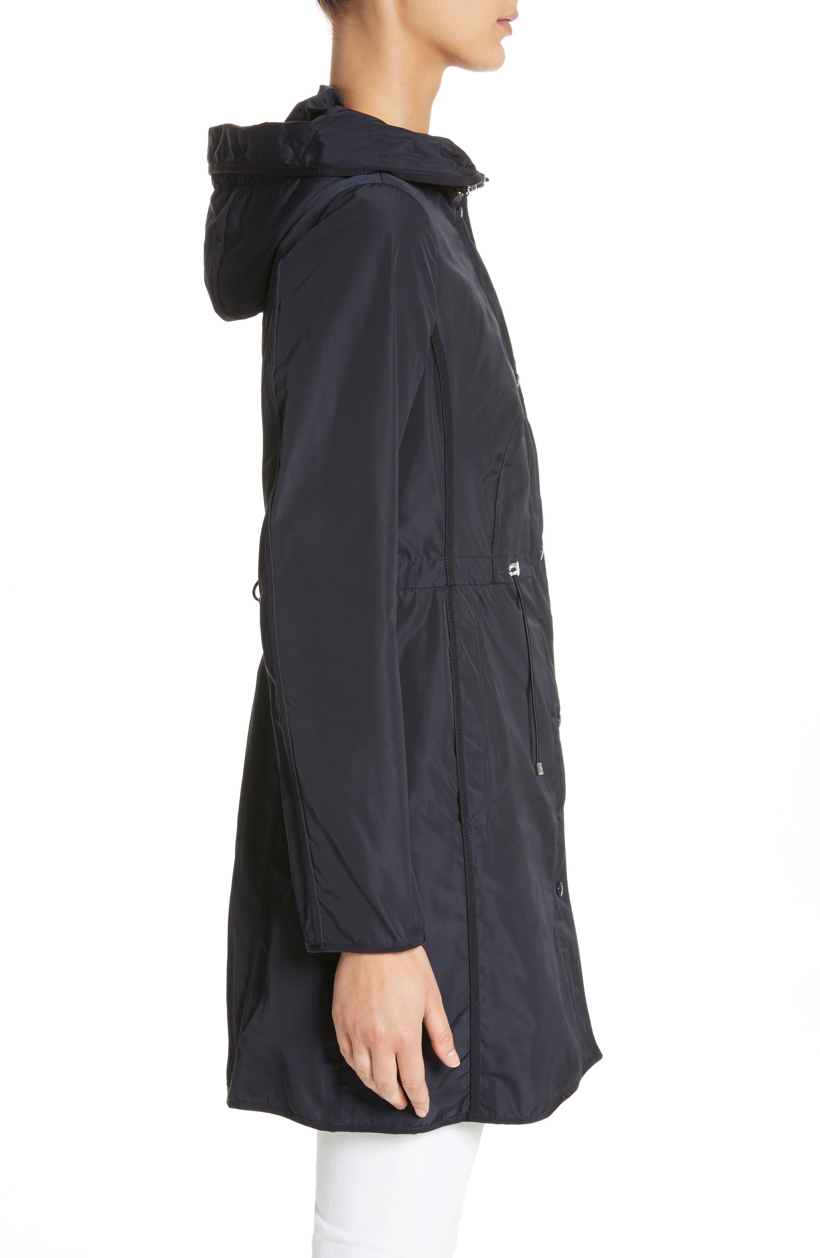 Alternate Image 3  - Moncler Anthemis Rain Coat