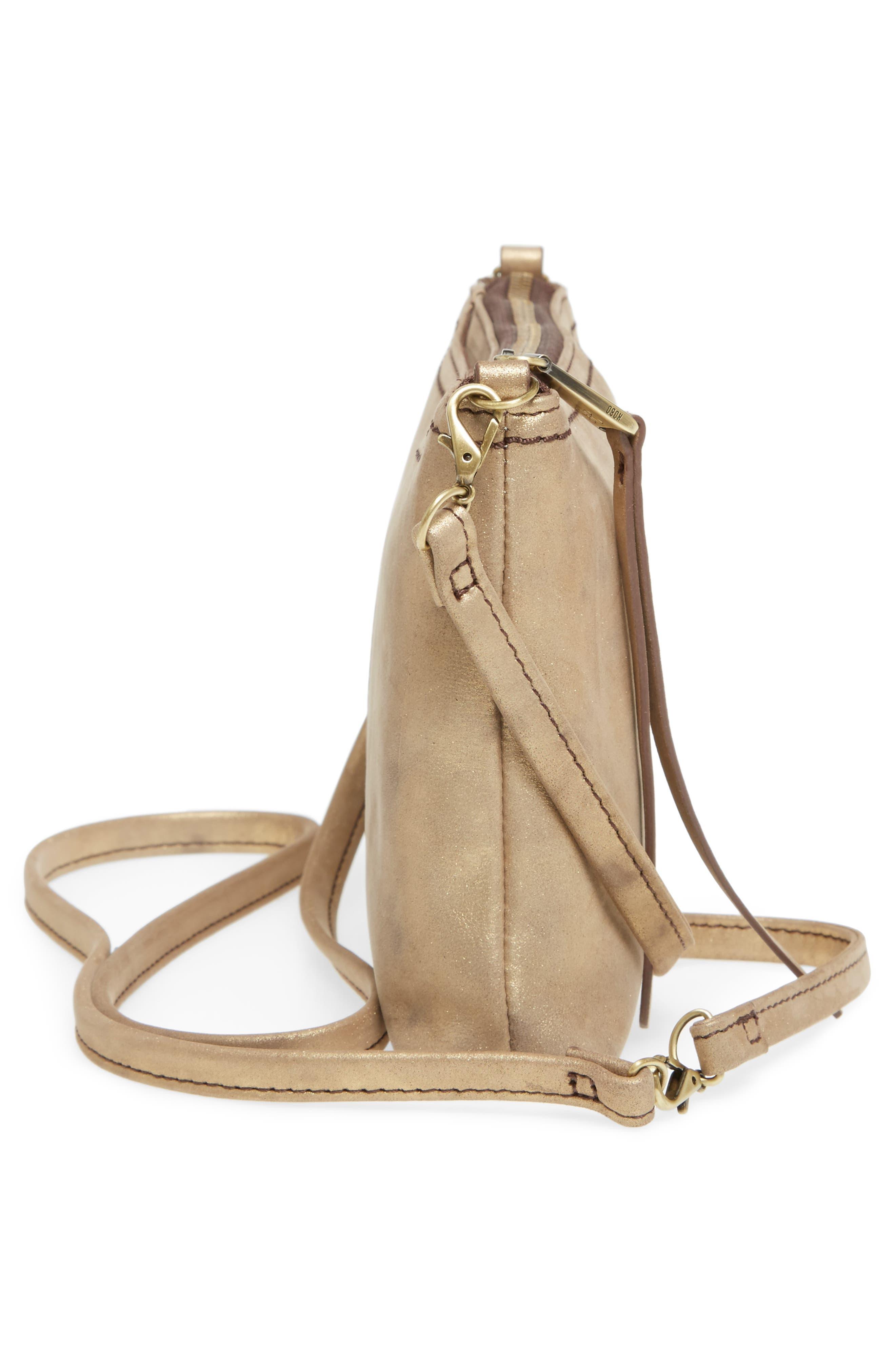 Alternate Image 5  - Hobo 'Darcy' Leather Crossbody Bag