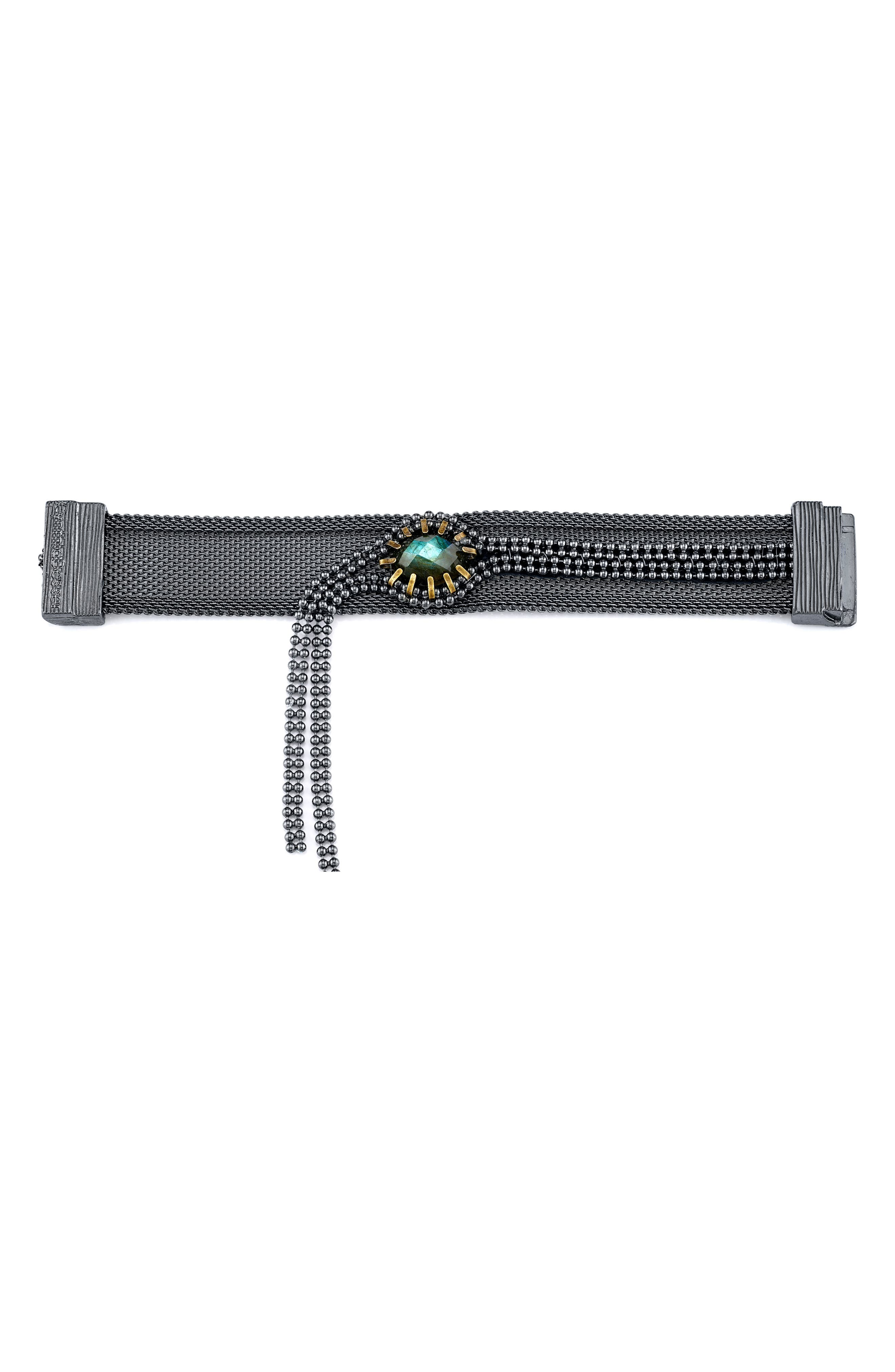Alternate Image 2  - Cynthia Desser Labradorite Bracelet