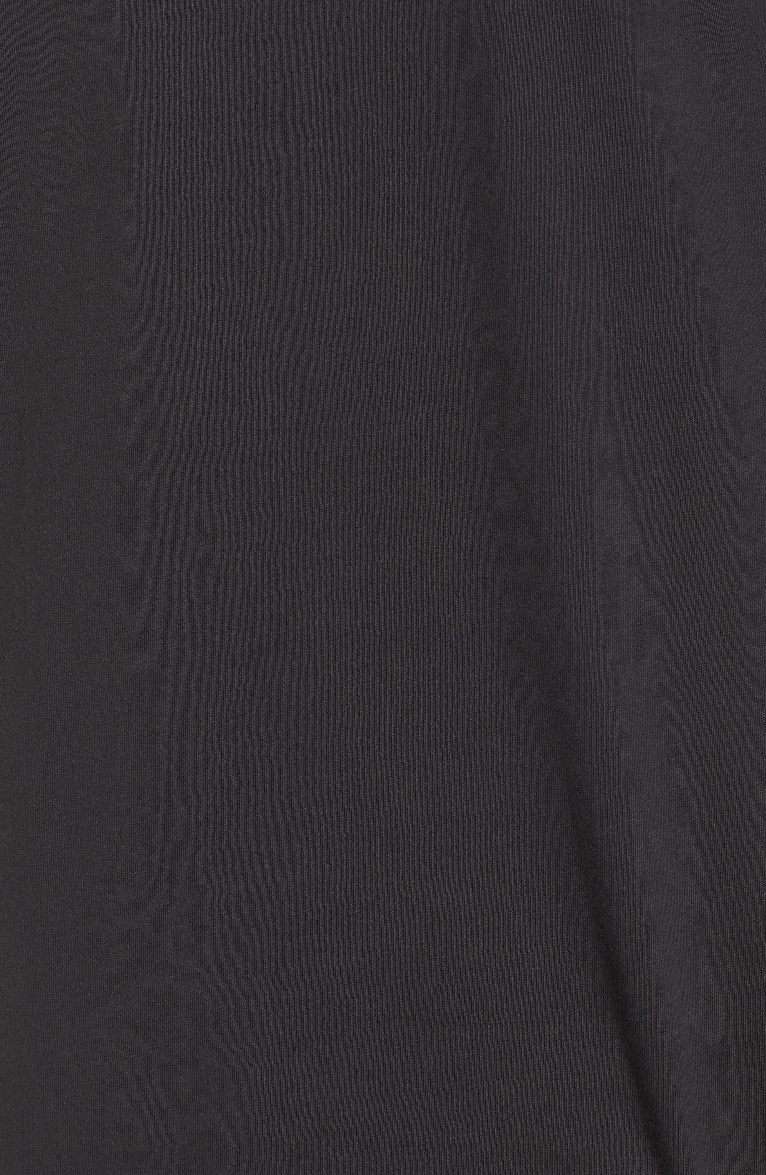 Latest Posts T-Shirt,                             Alternate thumbnail 5, color,                             Coal