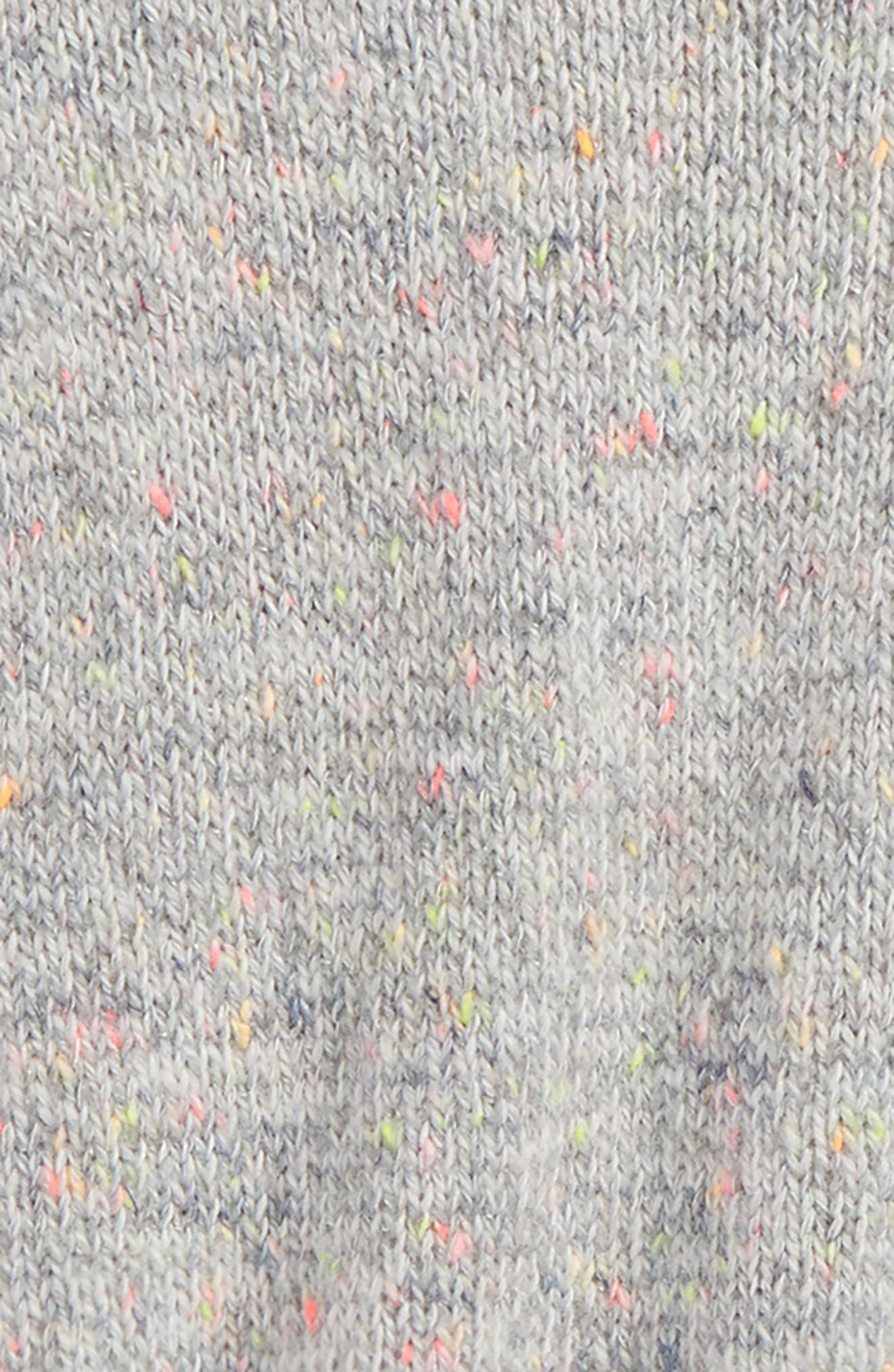 Color Block Pullover,                             Alternate thumbnail 2, color,                             Grey Heather