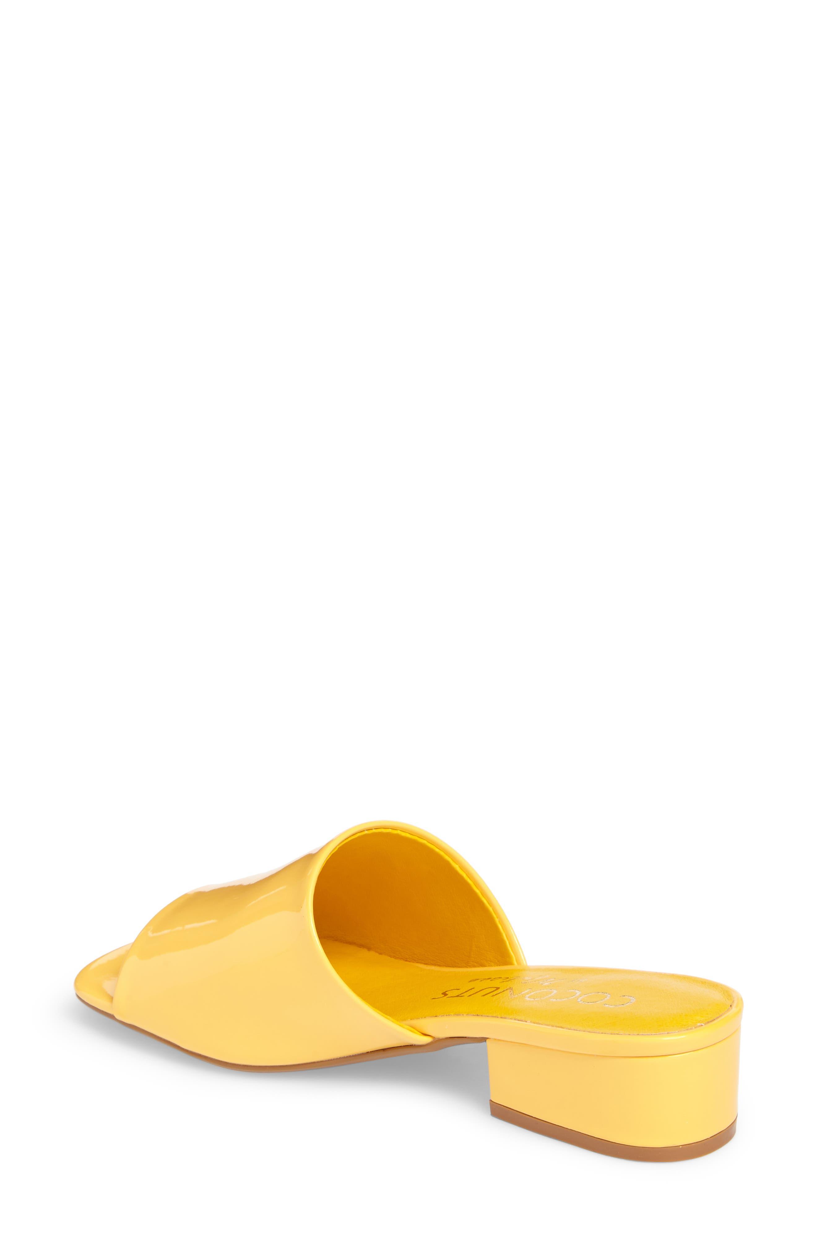 Plantain Slide Sandal,                             Alternate thumbnail 2, color,                             Mango