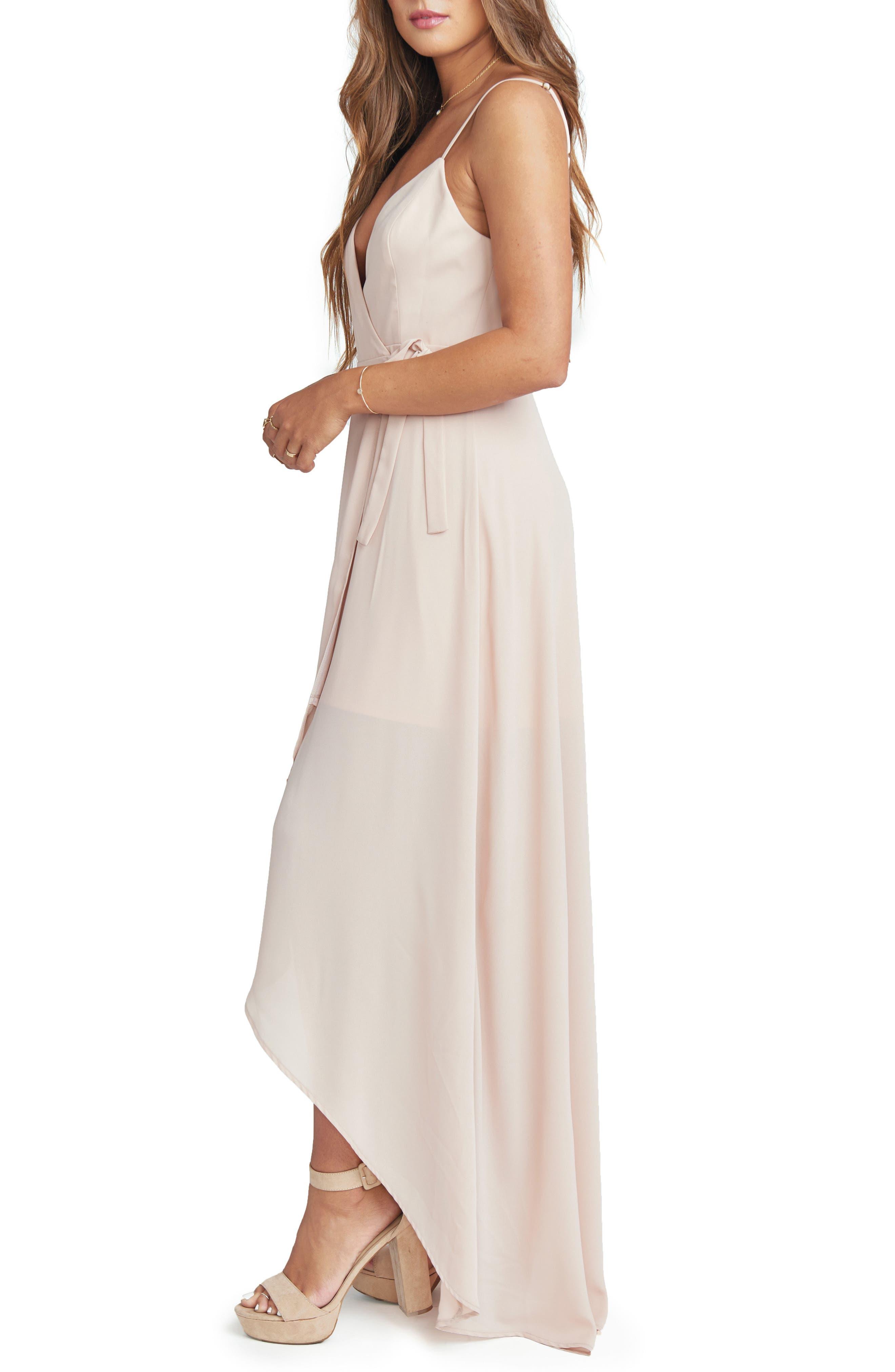 Alternate Image 3  - Show Me Your Mumu Mariah Wrap Maxi Dress