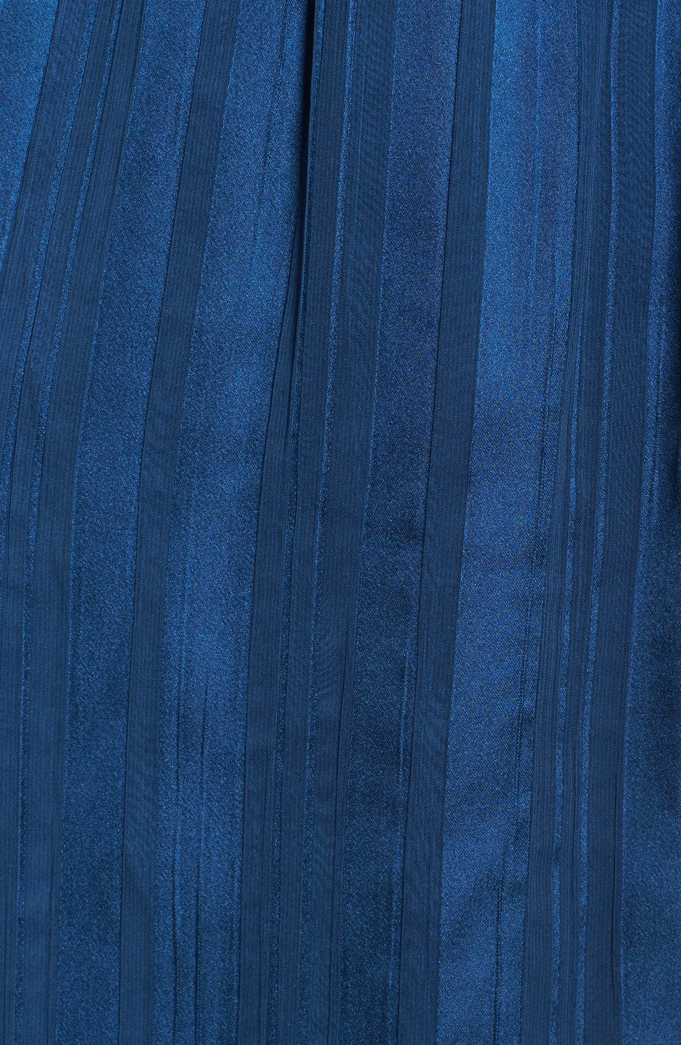 Alternate Image 6  - Ali & Jay Devil in a Blue Dress