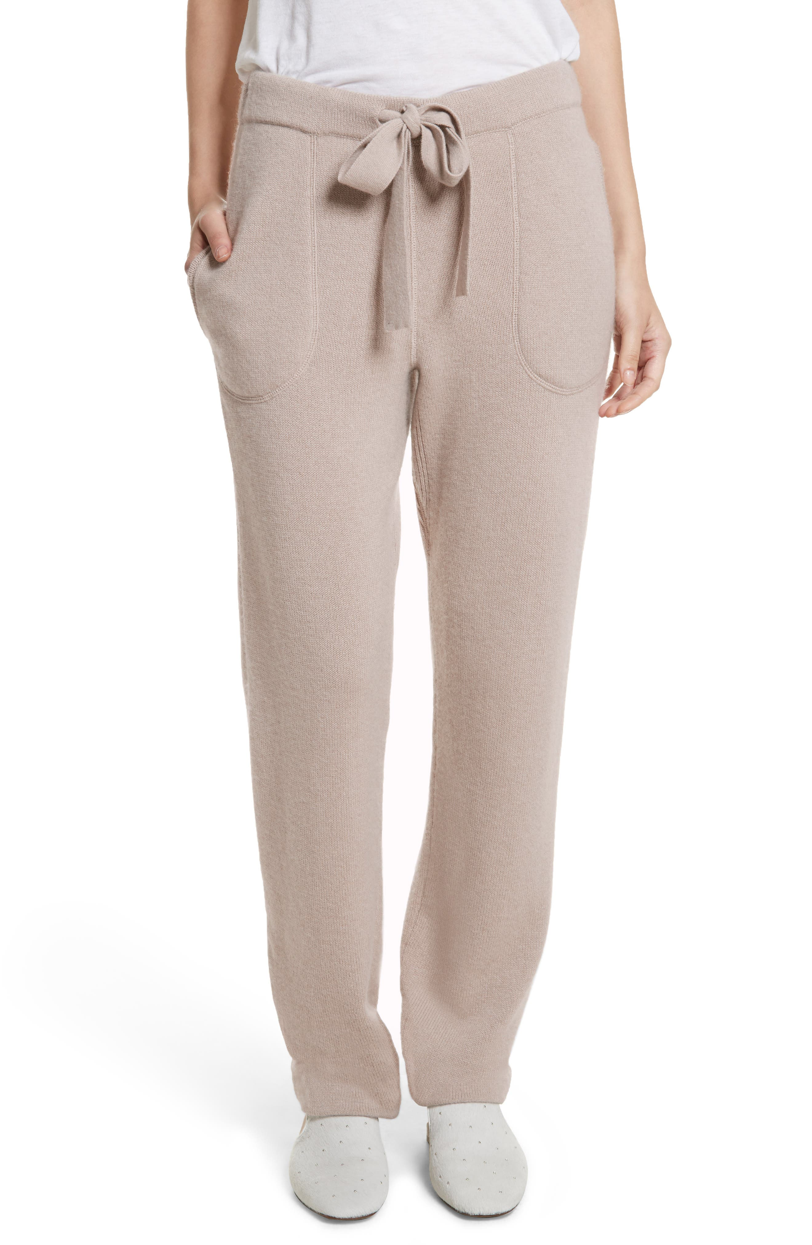 Alternate Image 1 Selected - rag & bone Sutton Cashmere Pants