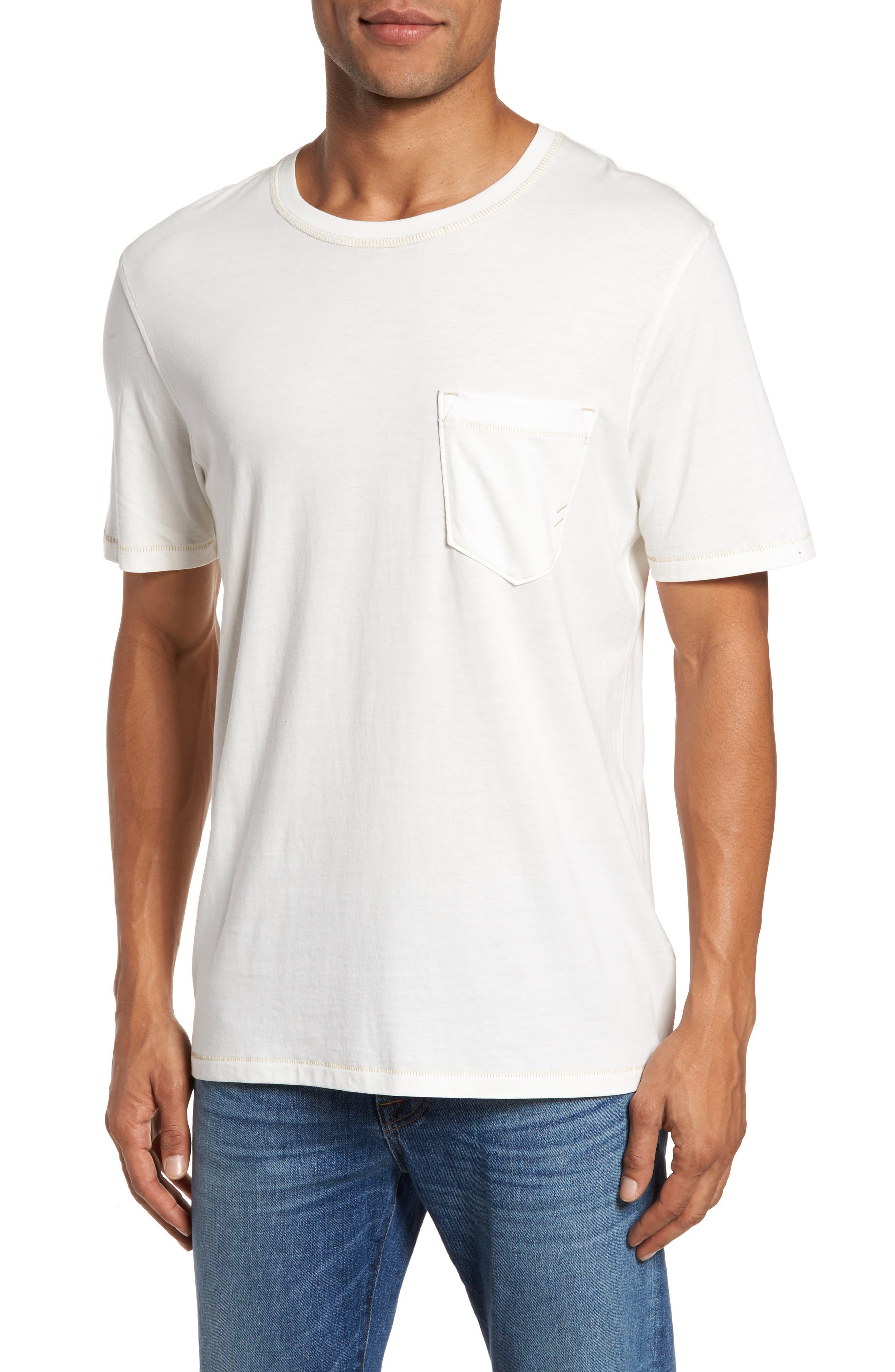 Alternate Image 1 Selected - Billy Reid Crewneck T-Shirt