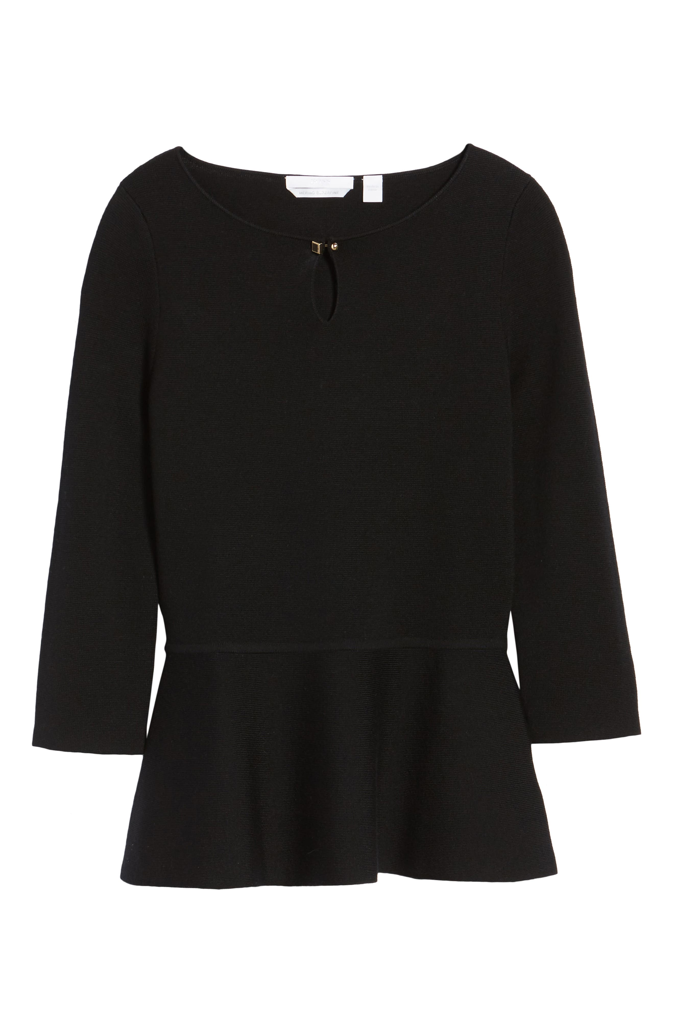 Alternate Image 6  - BOSS Fylle Wool Sweater