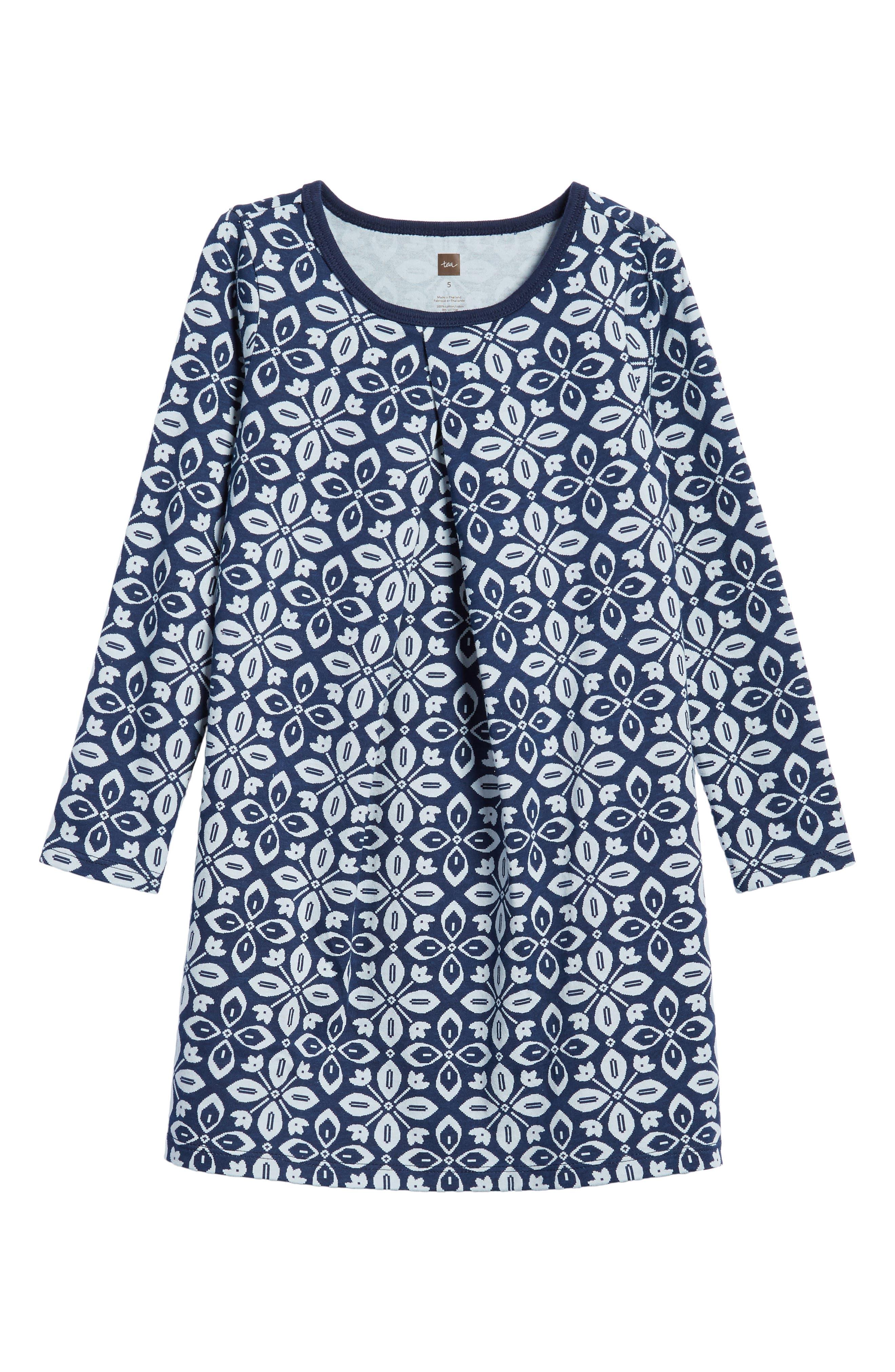 Tea Collection Snowfall Dress (Toddler Girls, Little Girls & Big Girls)