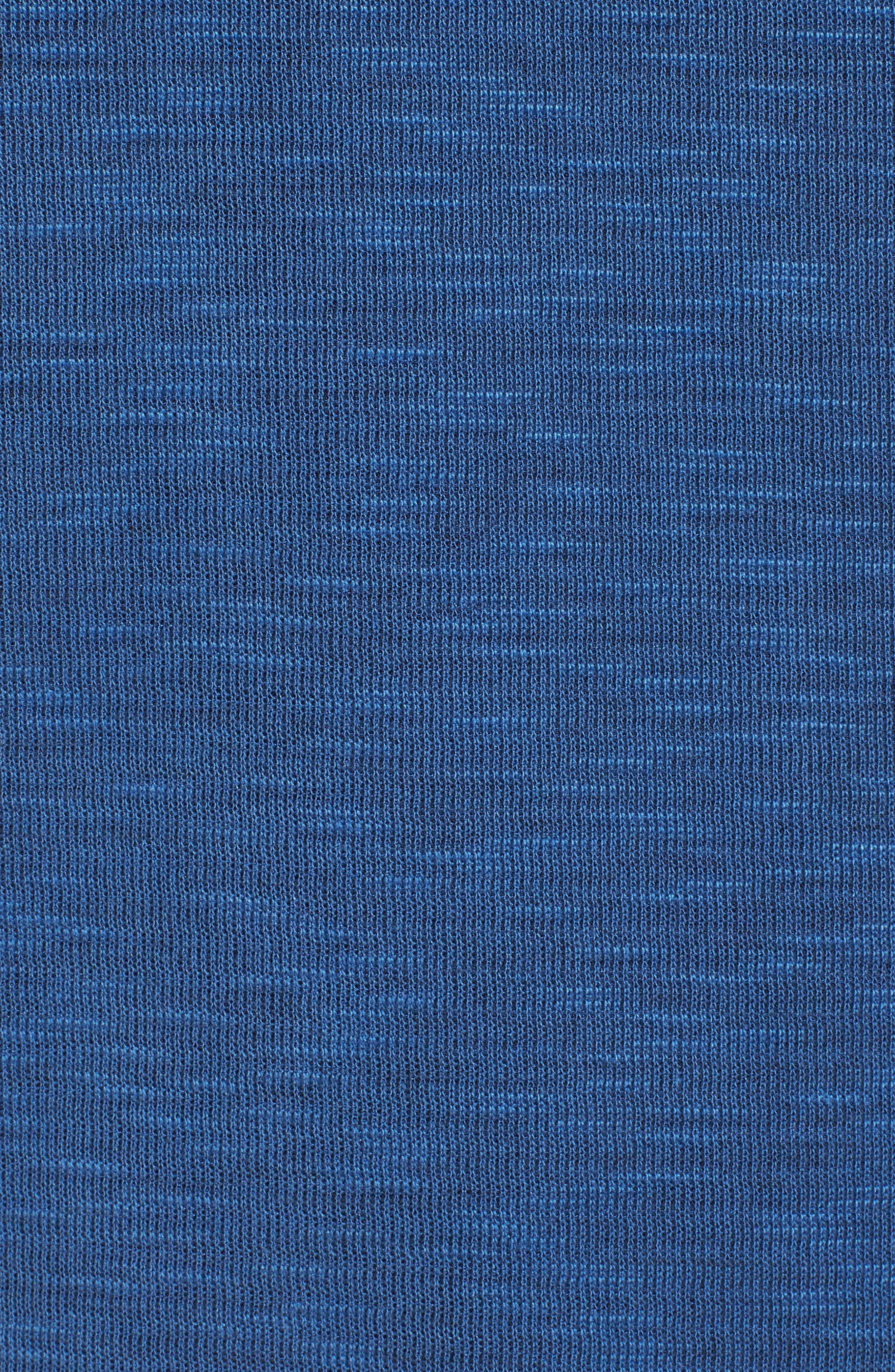 Flip Tide T-Shirt,                             Alternate thumbnail 6, color,                             Galaxy Blue