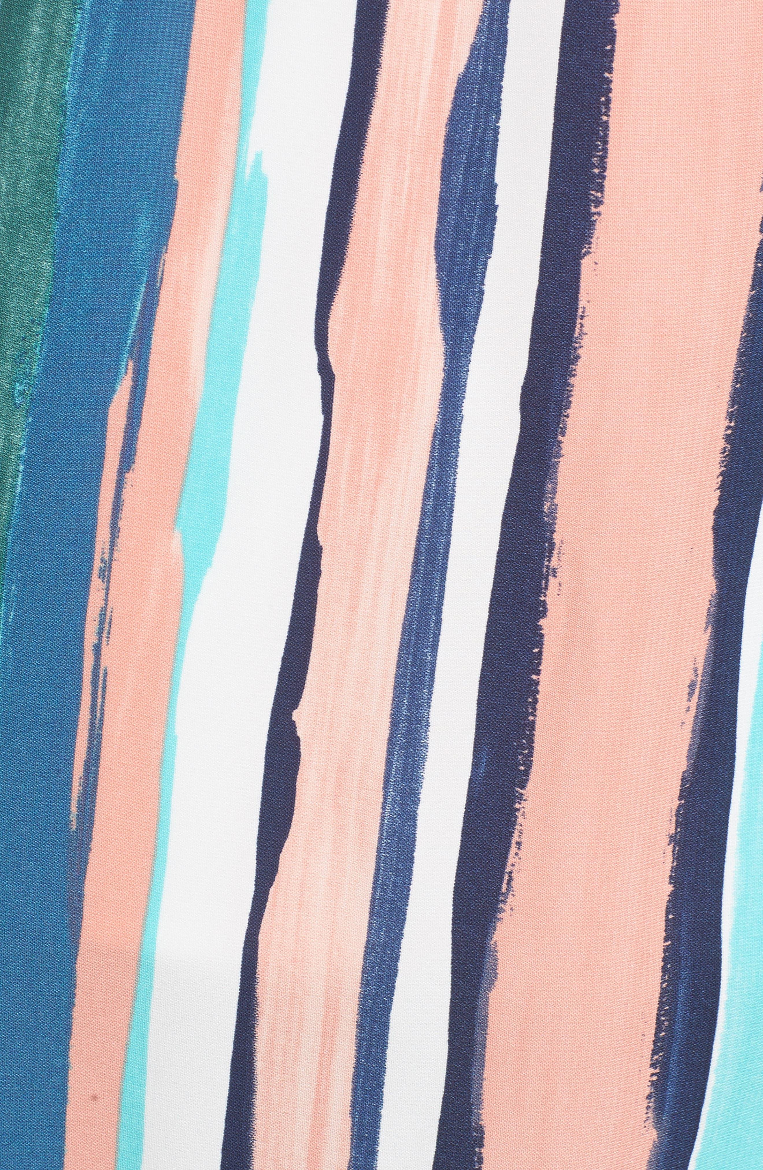 Alternate Image 5  - Lost + Wander Santorini Faux Wrap Dress