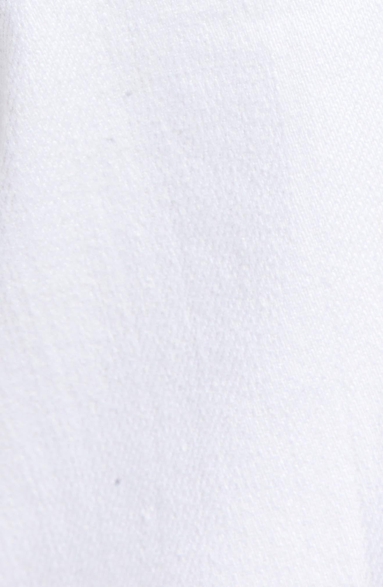 Alternate Image 5  - AG The Rhett High Waist Crop Jeans (2 Years Classic)