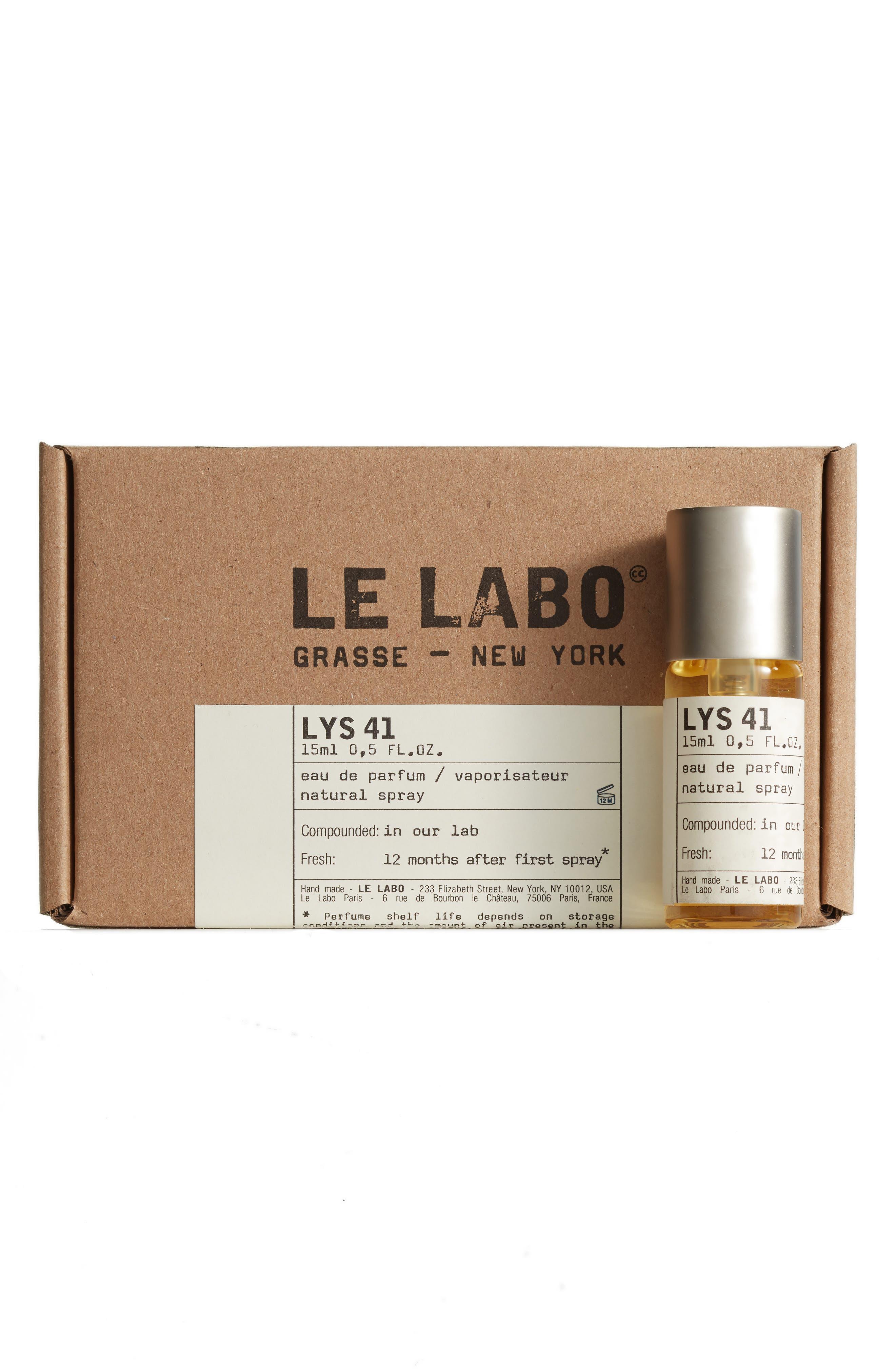 Lys 41 Eau de Parfum Natural Spray,                             Alternate thumbnail 5, color,                             No Color