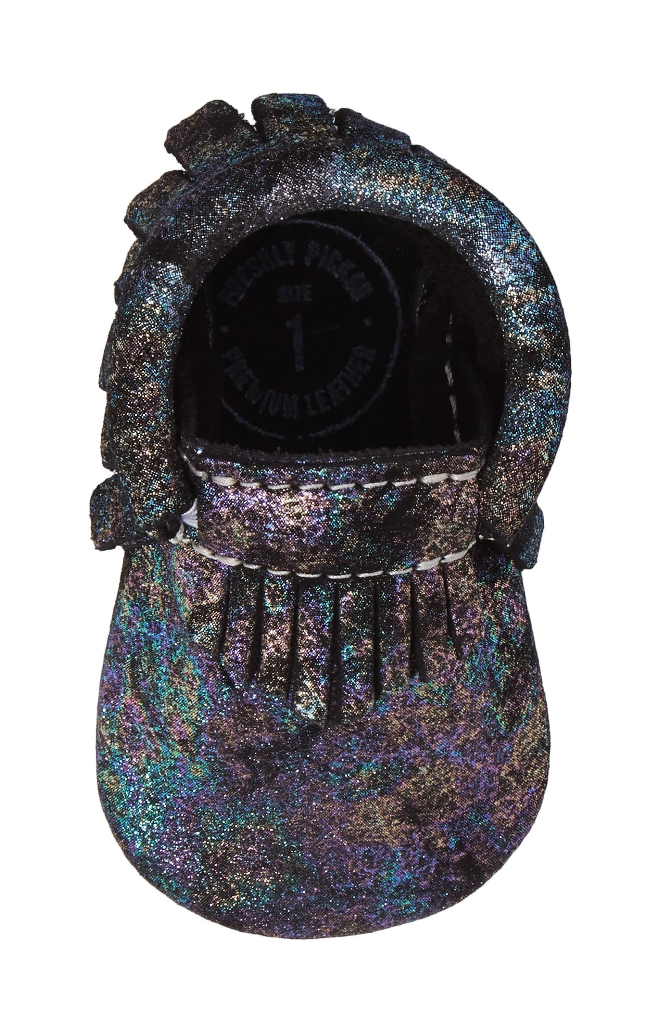 Alternate Image 5  - Freshly Picked Galaxy Moccasin (Baby)