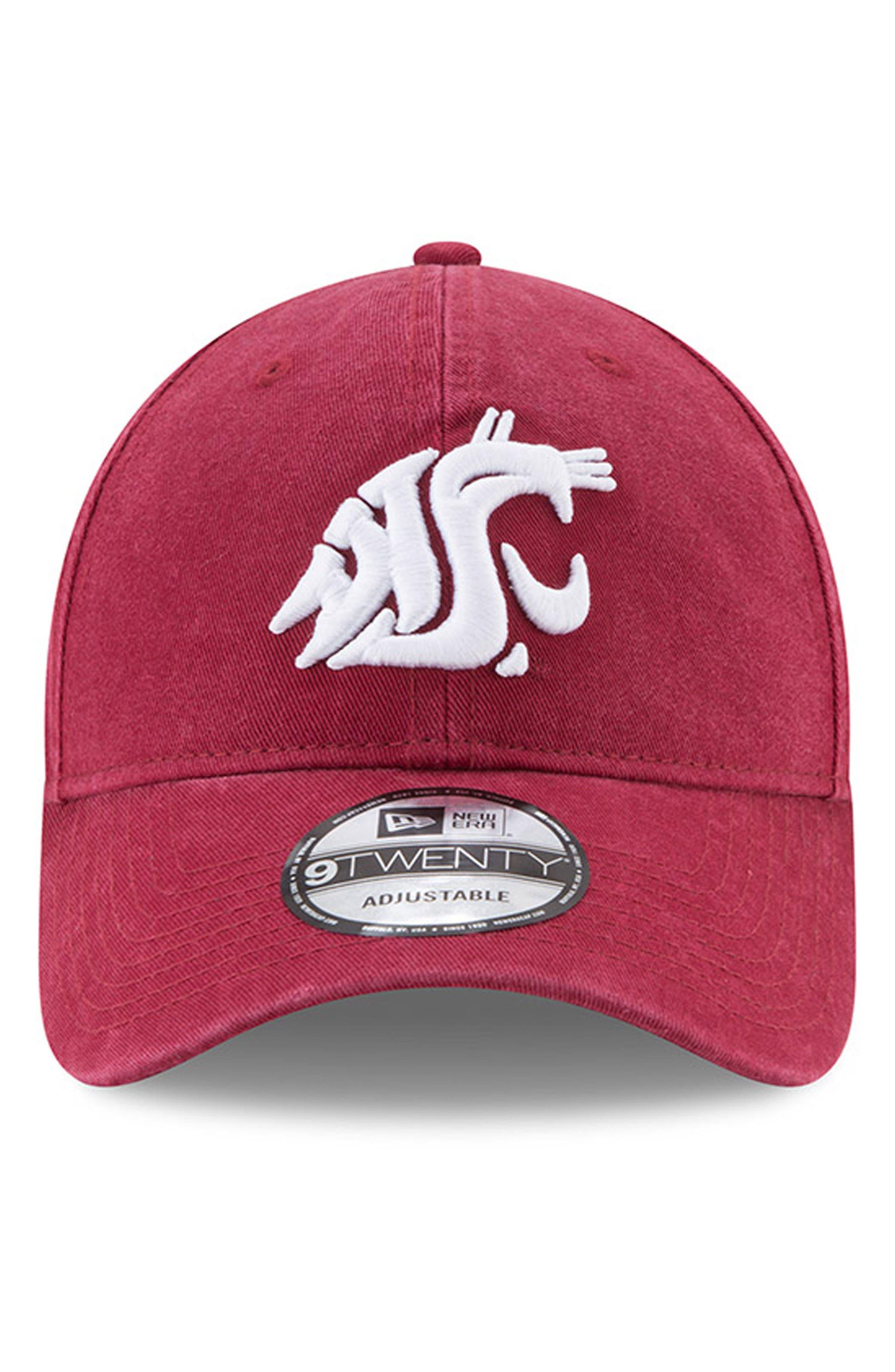 Alternate Image 5  - New Era Collegiate Core Classic - Washington State Cougars Baseball Cap