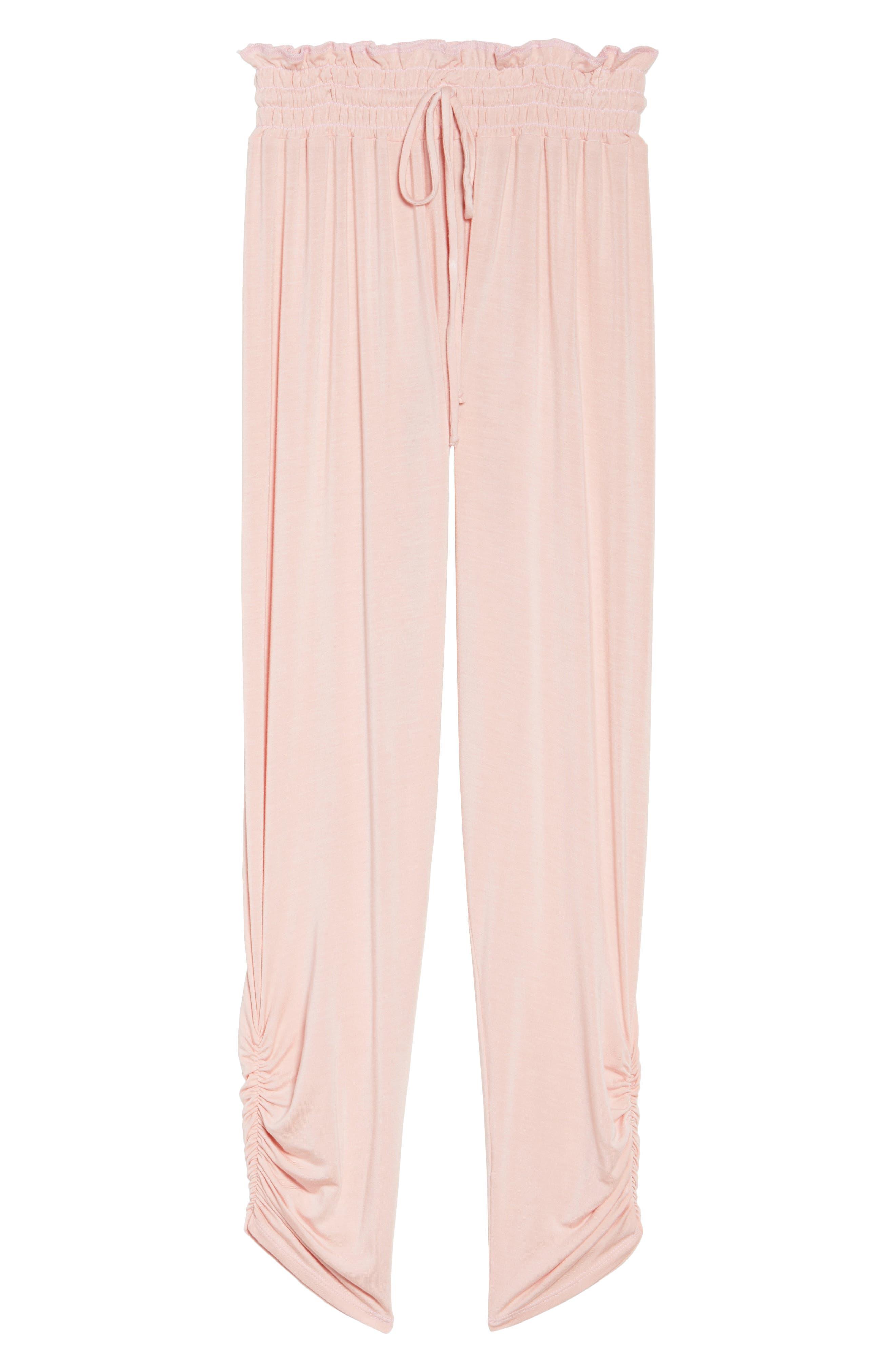 Bella Pants,                             Alternate thumbnail 4, color,                             Dream Pink