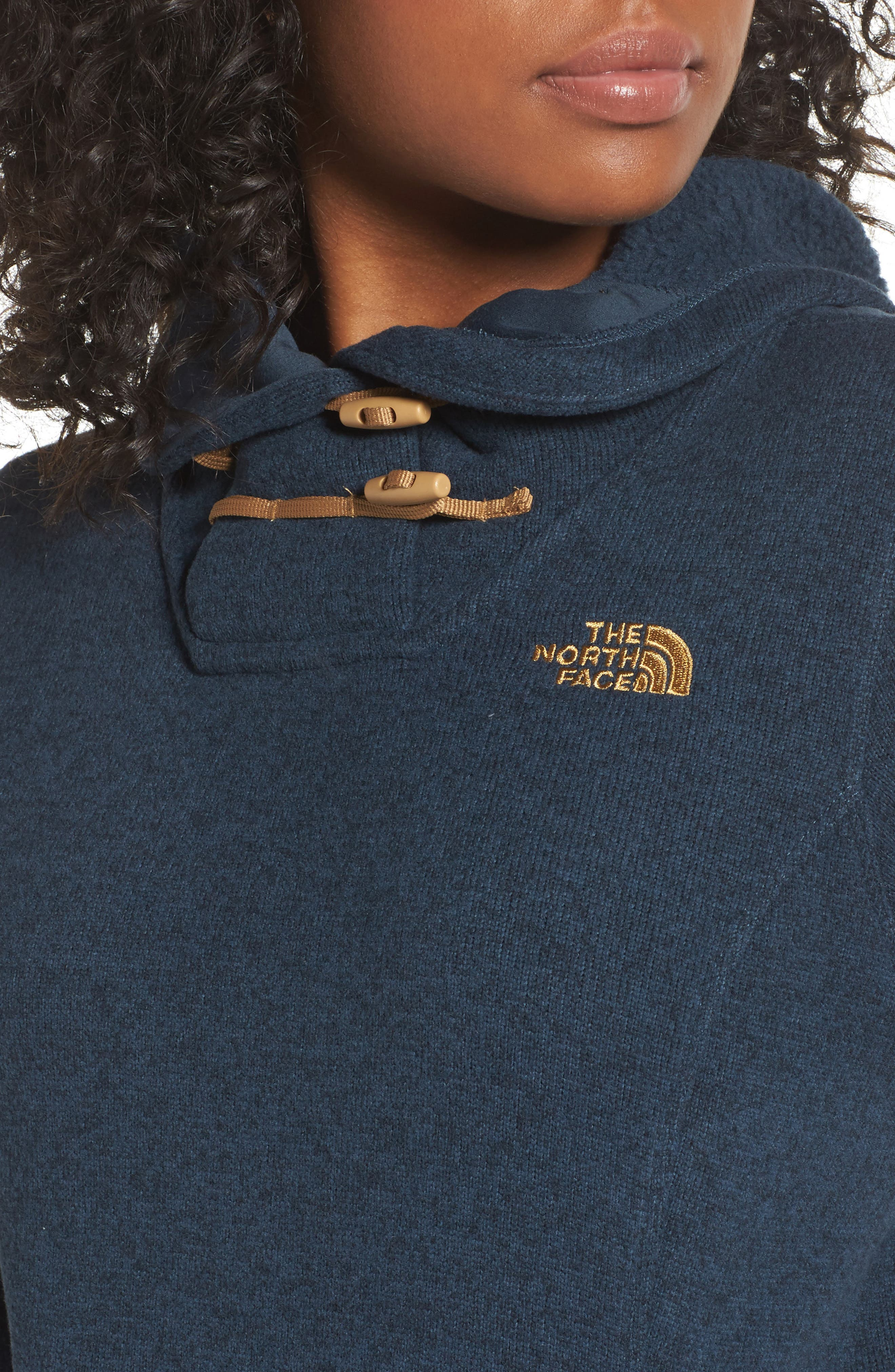 Alternate Image 4  - The North Face Crescent Hoodie