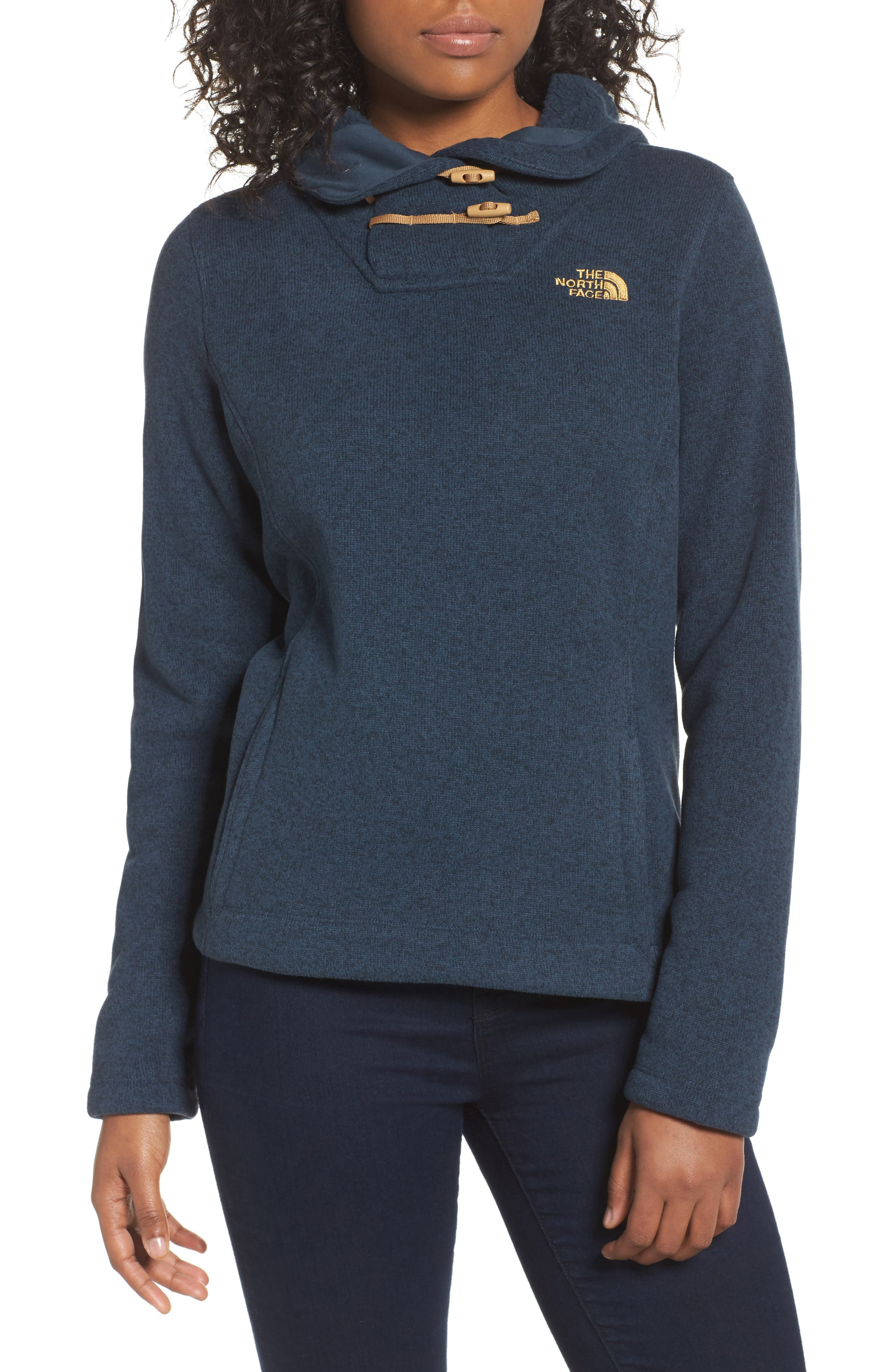 Alternate Image 1 Selected - The North Face Crescent Hoodie
