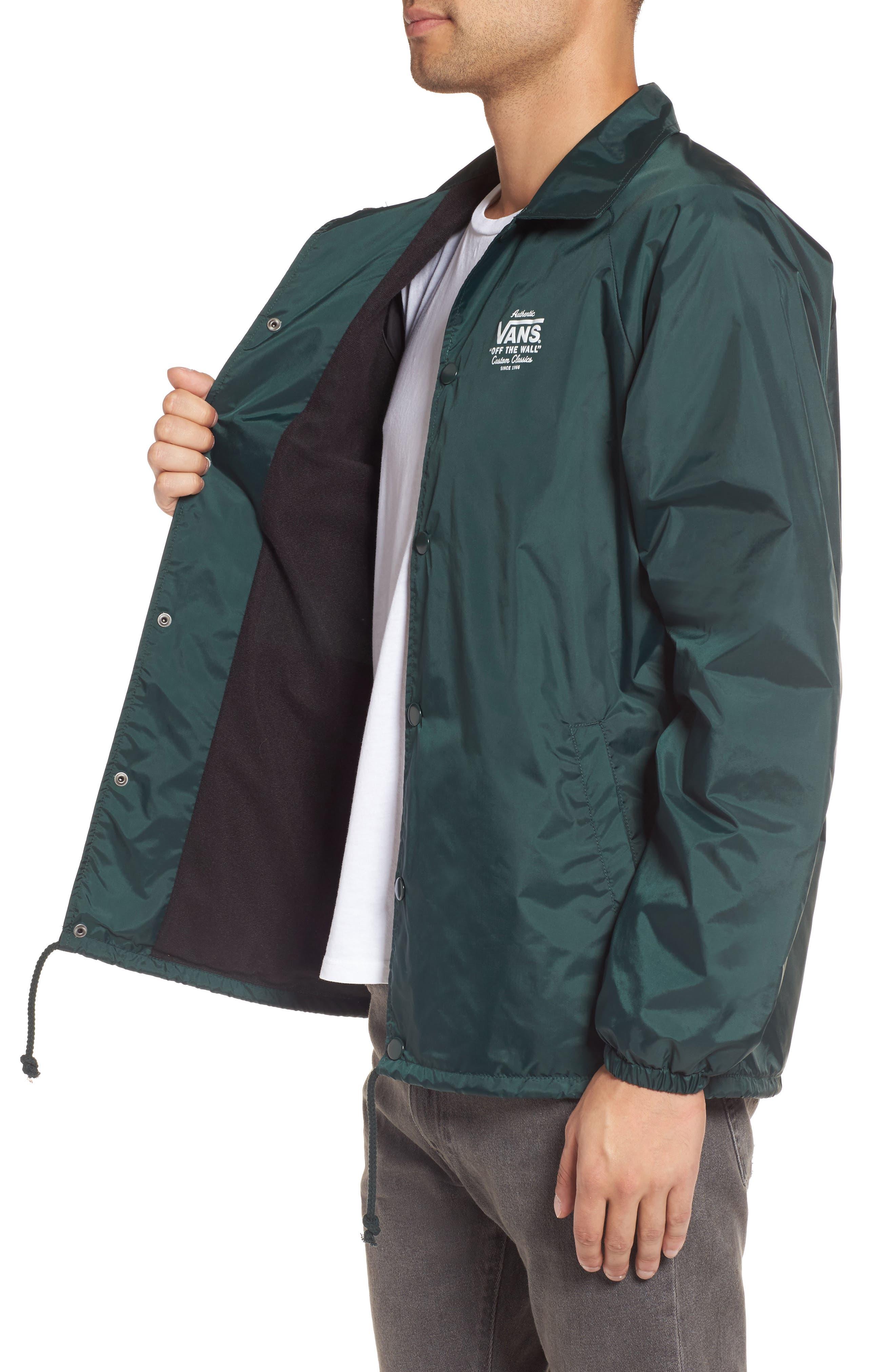 Alternate Image 3  - Vans Torrey Water Resistant Jacket