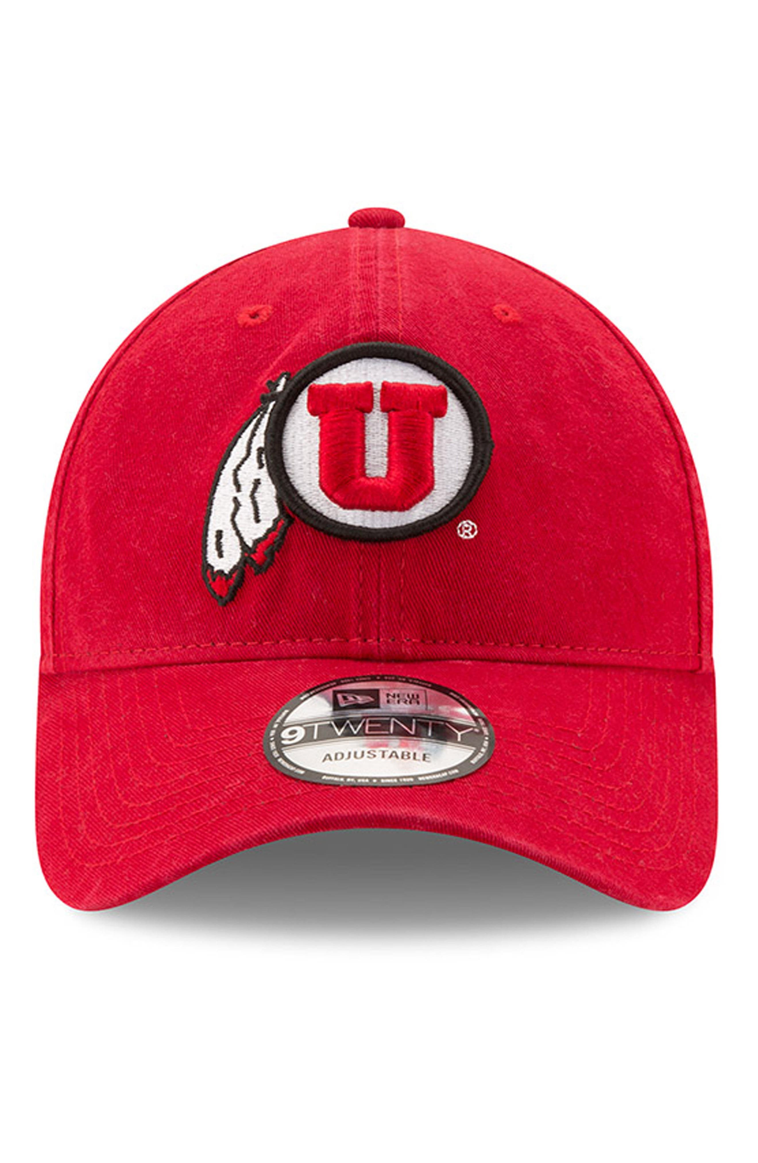 Alternate Image 5  - New Era Collegiate Core Classic - Utah Utes Baseball Cap