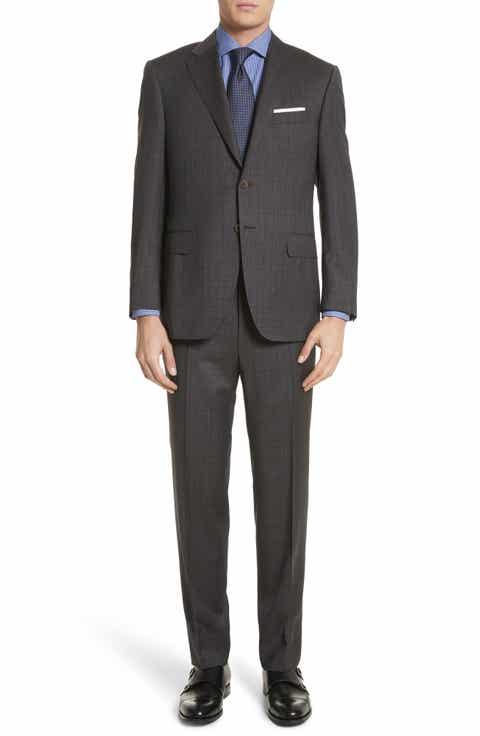 Men's Brown Wool Suits & Sport Coats | Nordstrom