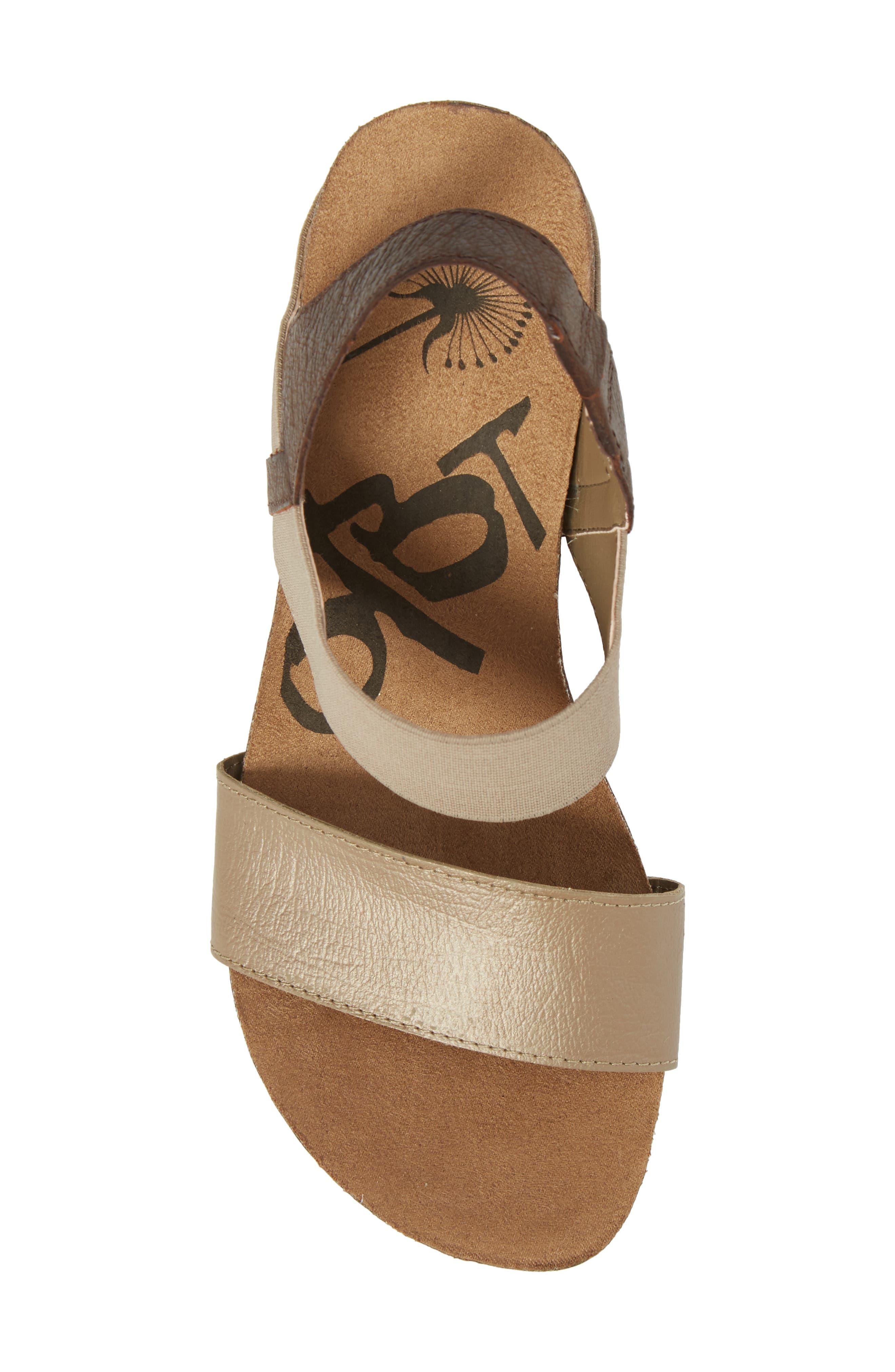Alternate Image 5  - OTBT 'Bushnell' Wedge Sandal