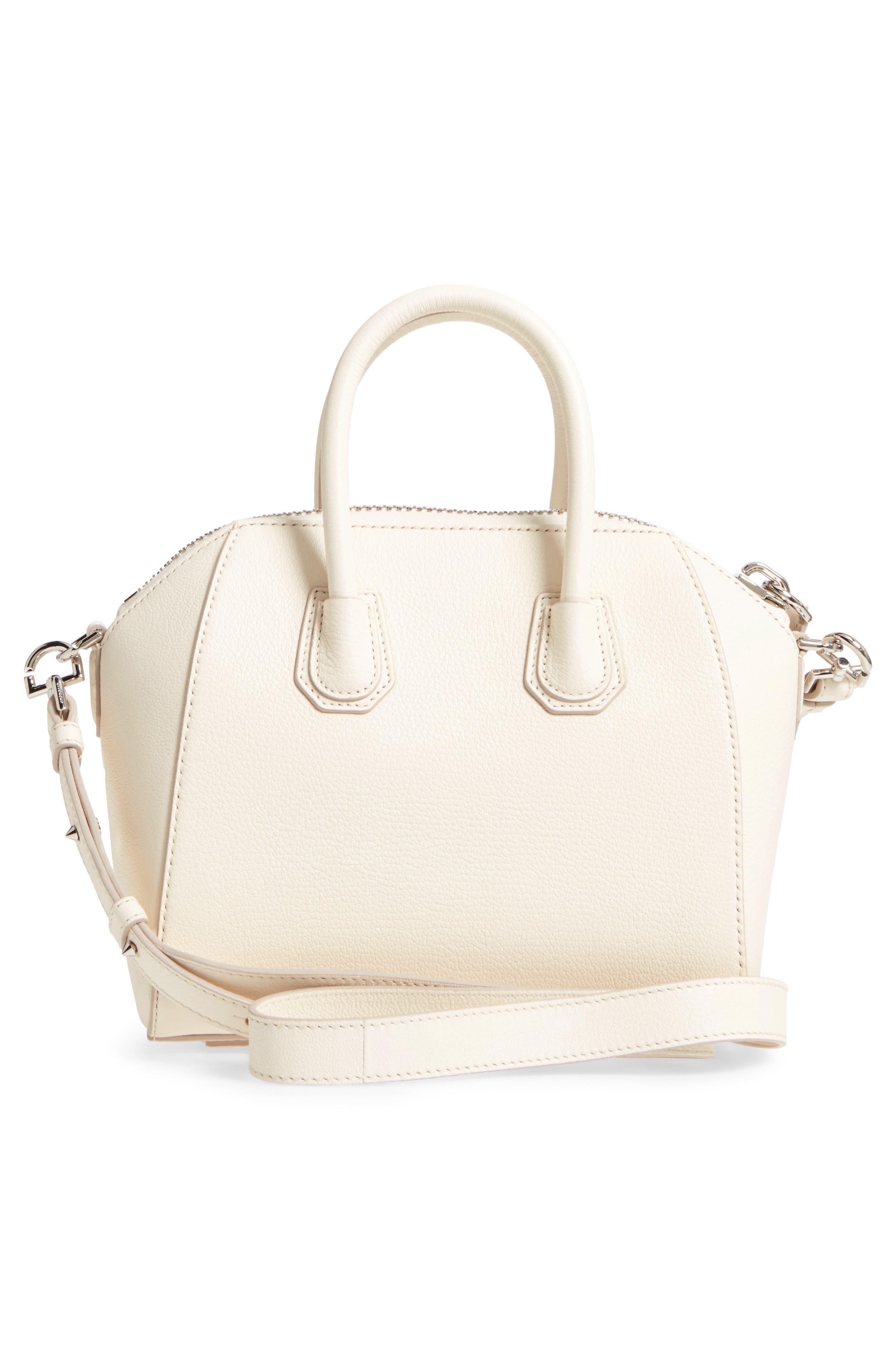 Alternate Image 3  - Givenchy 'Mini Antigona' Sugar Leather Satchel