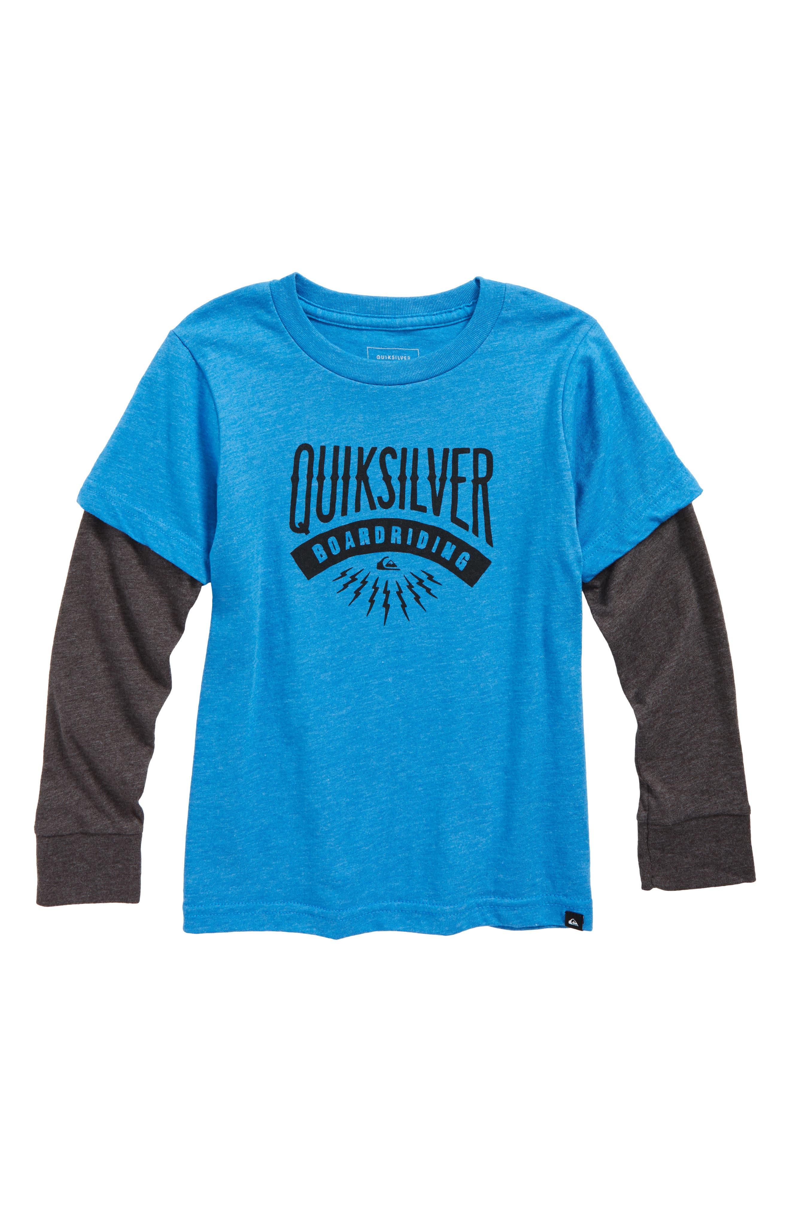 Quiksilver Sunset Co. Graphic T-Shirt (Toddler Boys & Little Boys)
