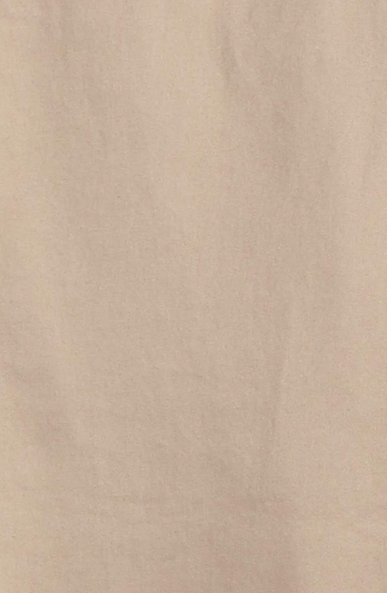 Breaker Flannel Lined Pants,                             Alternate thumbnail 2, color,                             Khaki