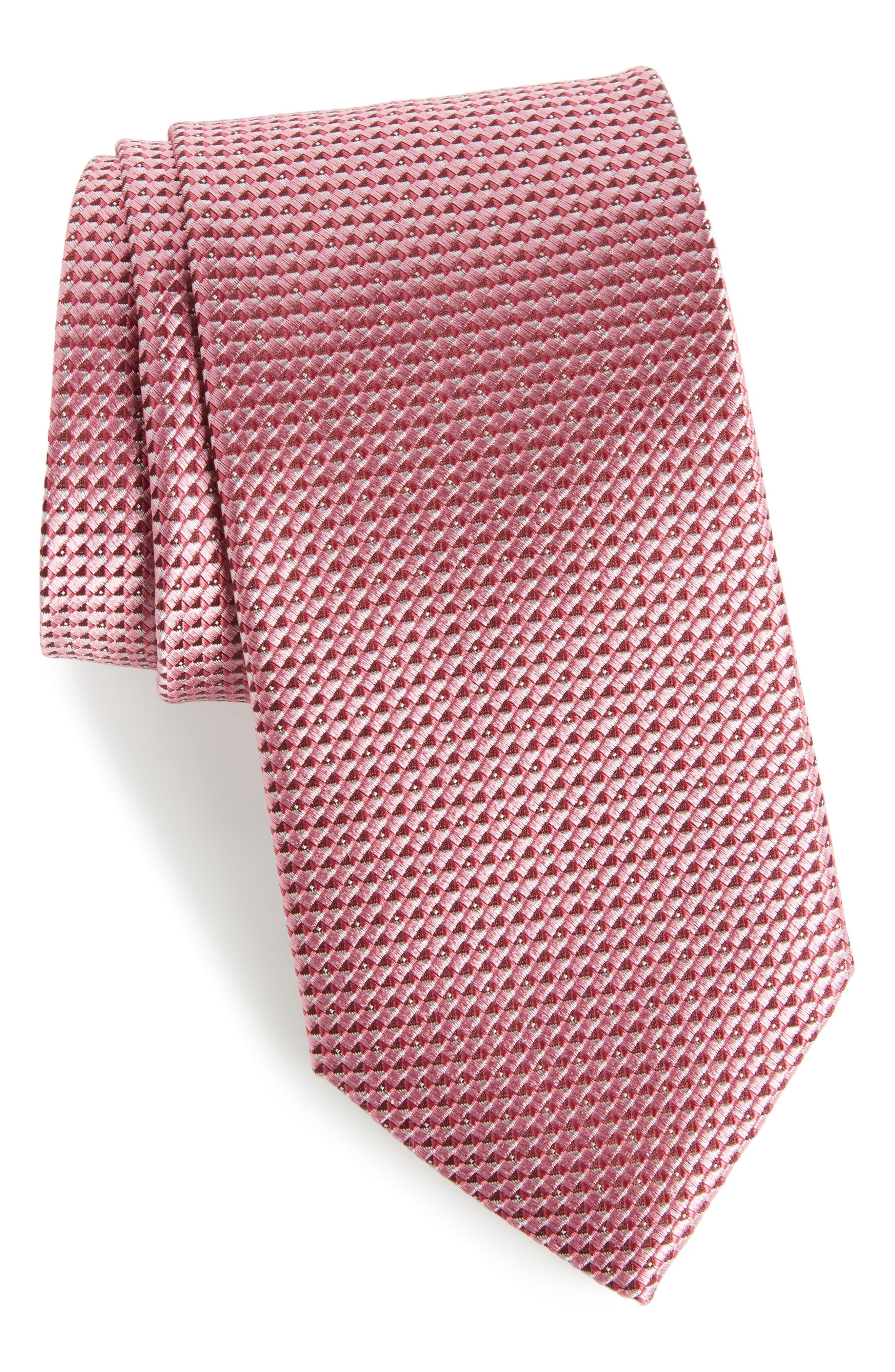 Nordstrom Men's Shop Hader Micro Silk Tie