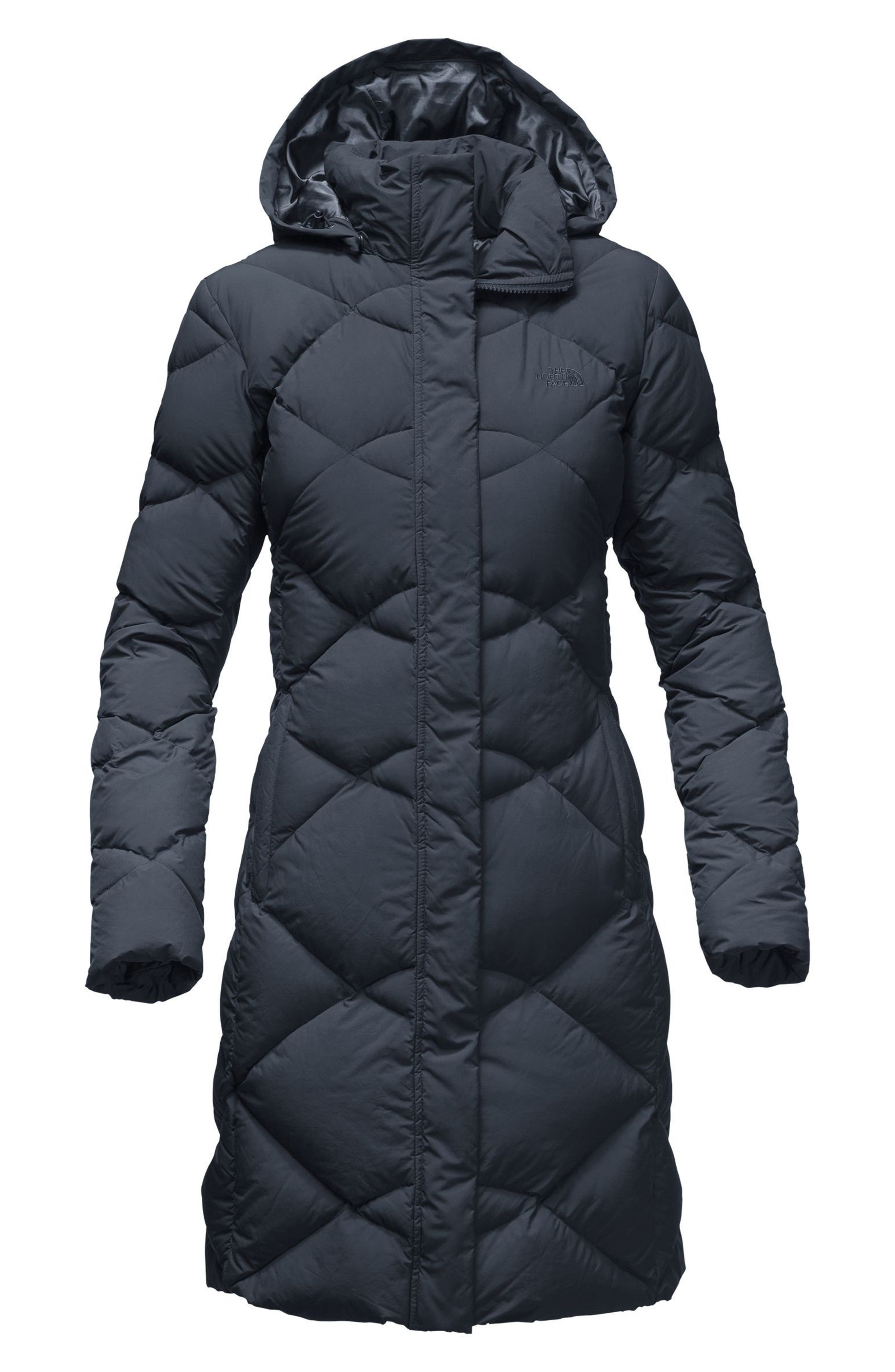 Alternate Image 1 Selected - The North Face 'Miss Metro' Hooded Parka