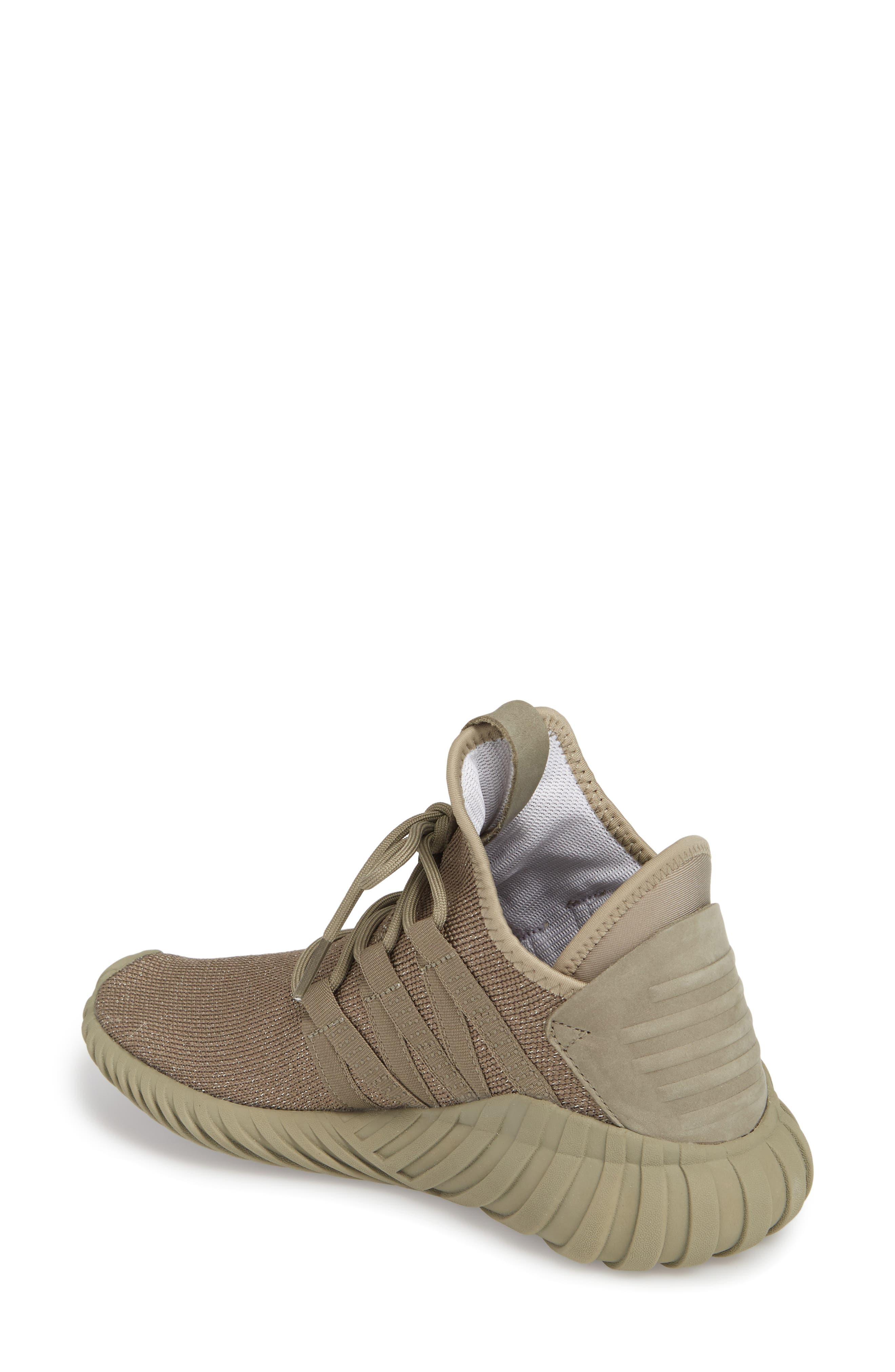 Tubular Dawn Primeknit Sneaker,                             Alternate thumbnail 2, color,                             Trace Cargo