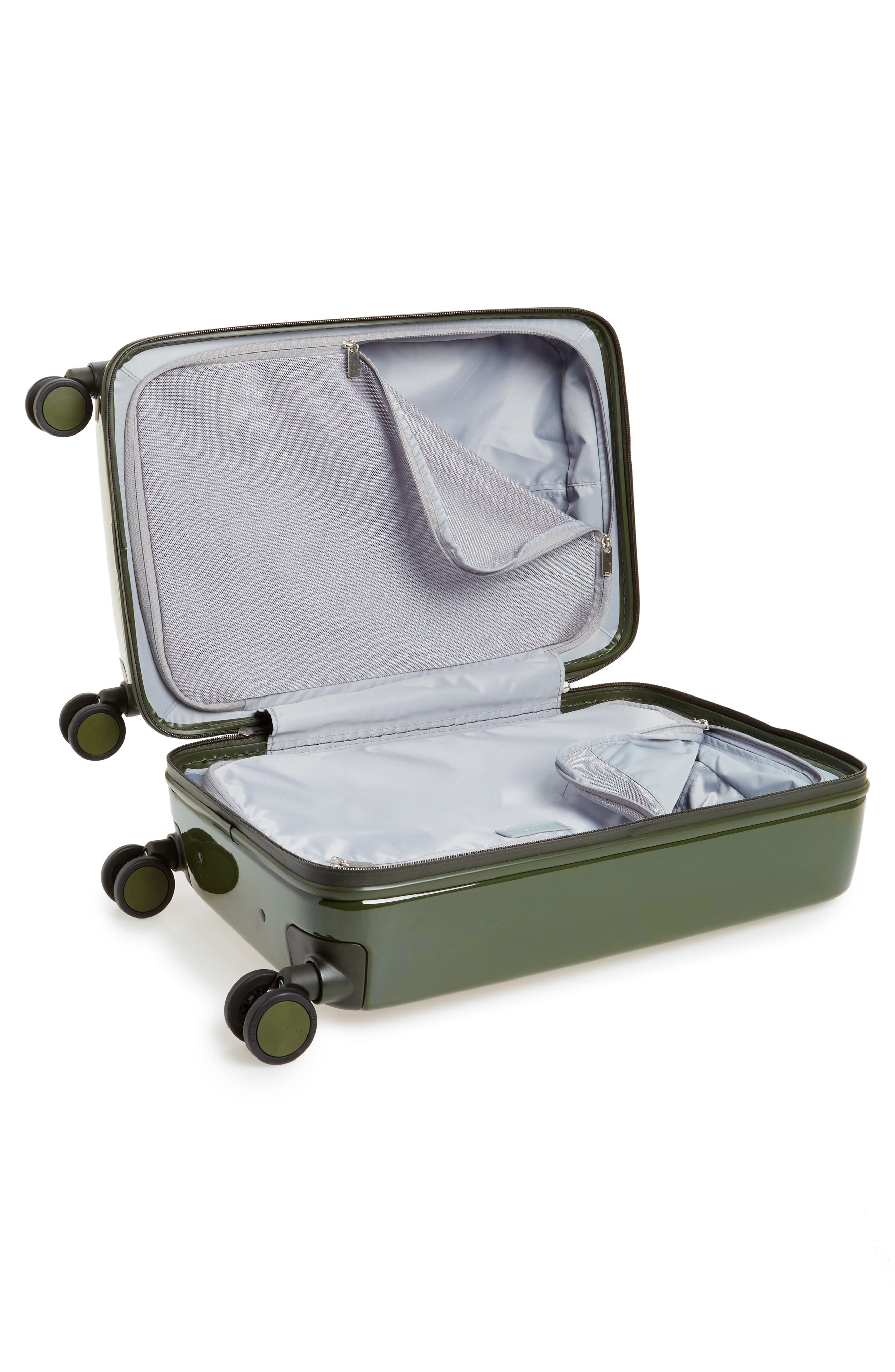 Alternate Image 3  - Raden The A22 22 Inch Charging Wheeled Carry-On Suitcase