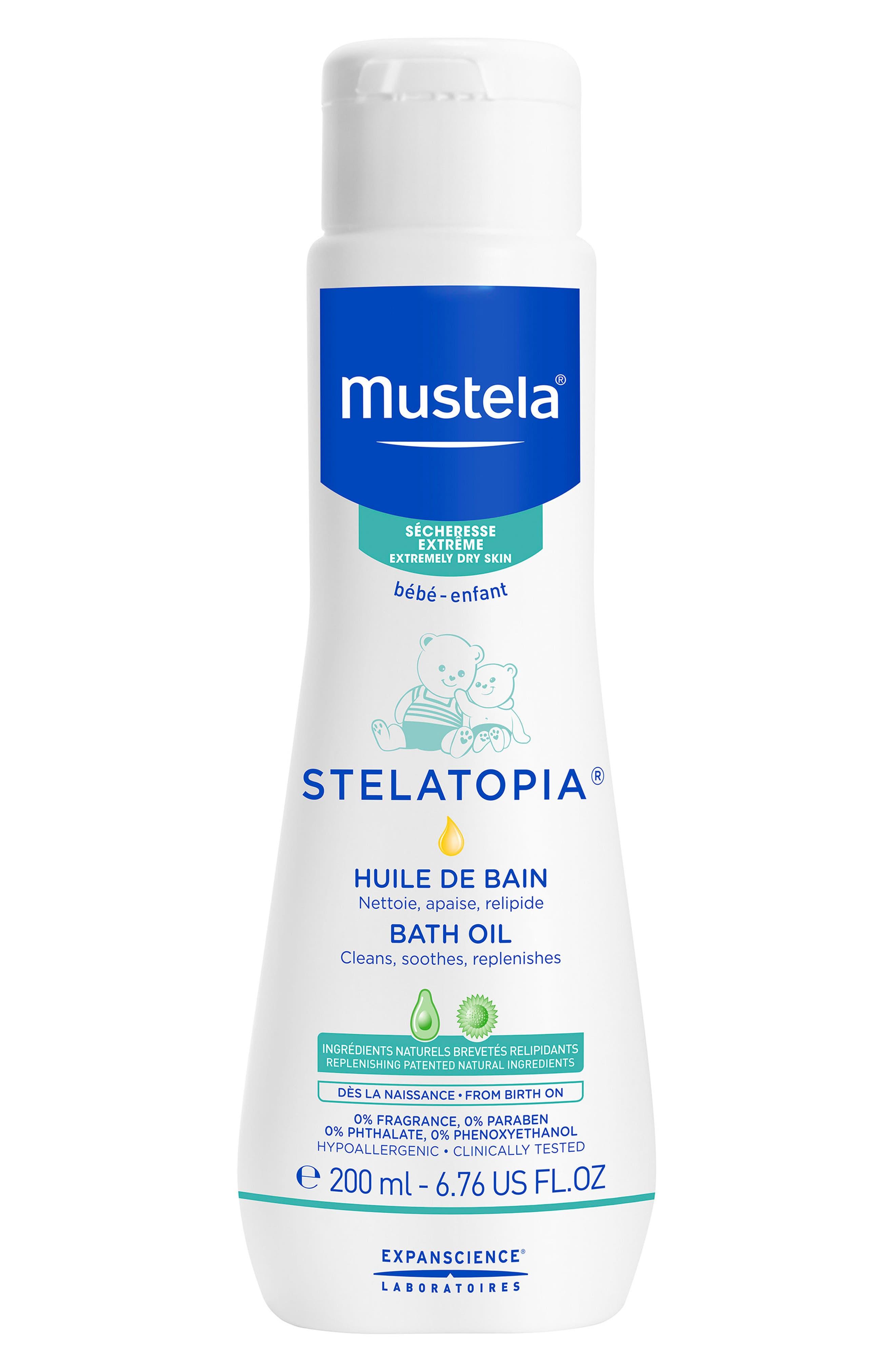Main Image - Mustela® Stelatopia Bath Oil