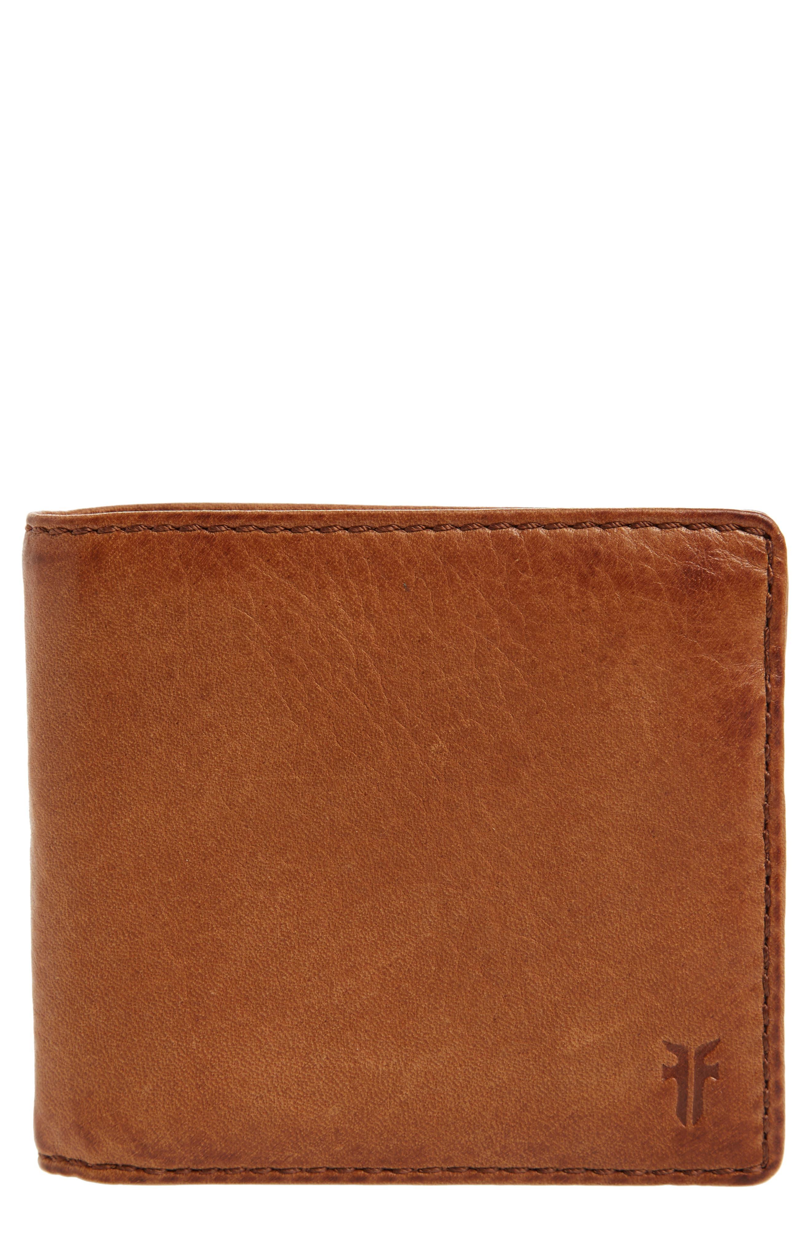 Main Image - Frye Oliver Leather Wallet
