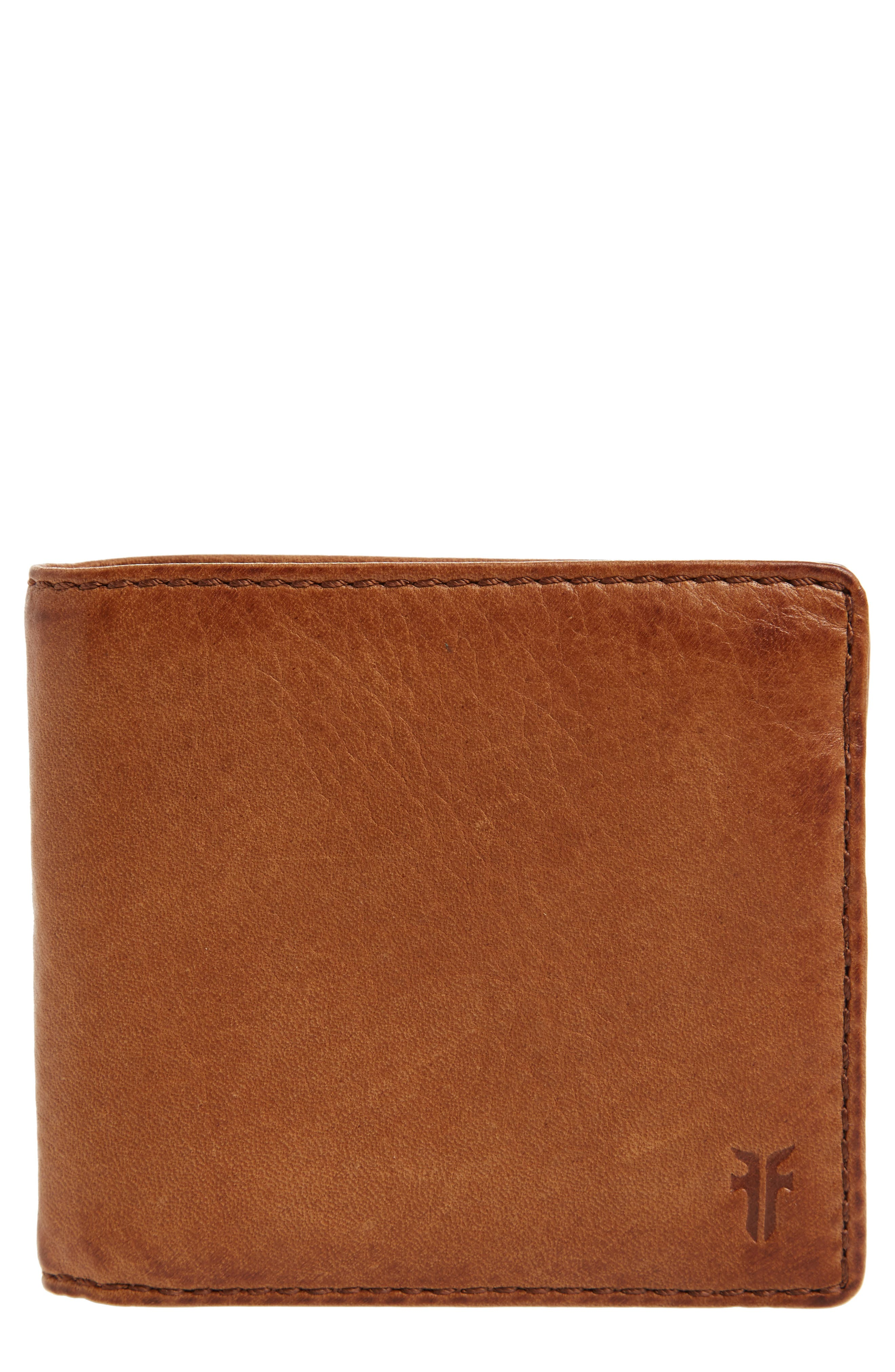 Frye Oliver Leather Wallet