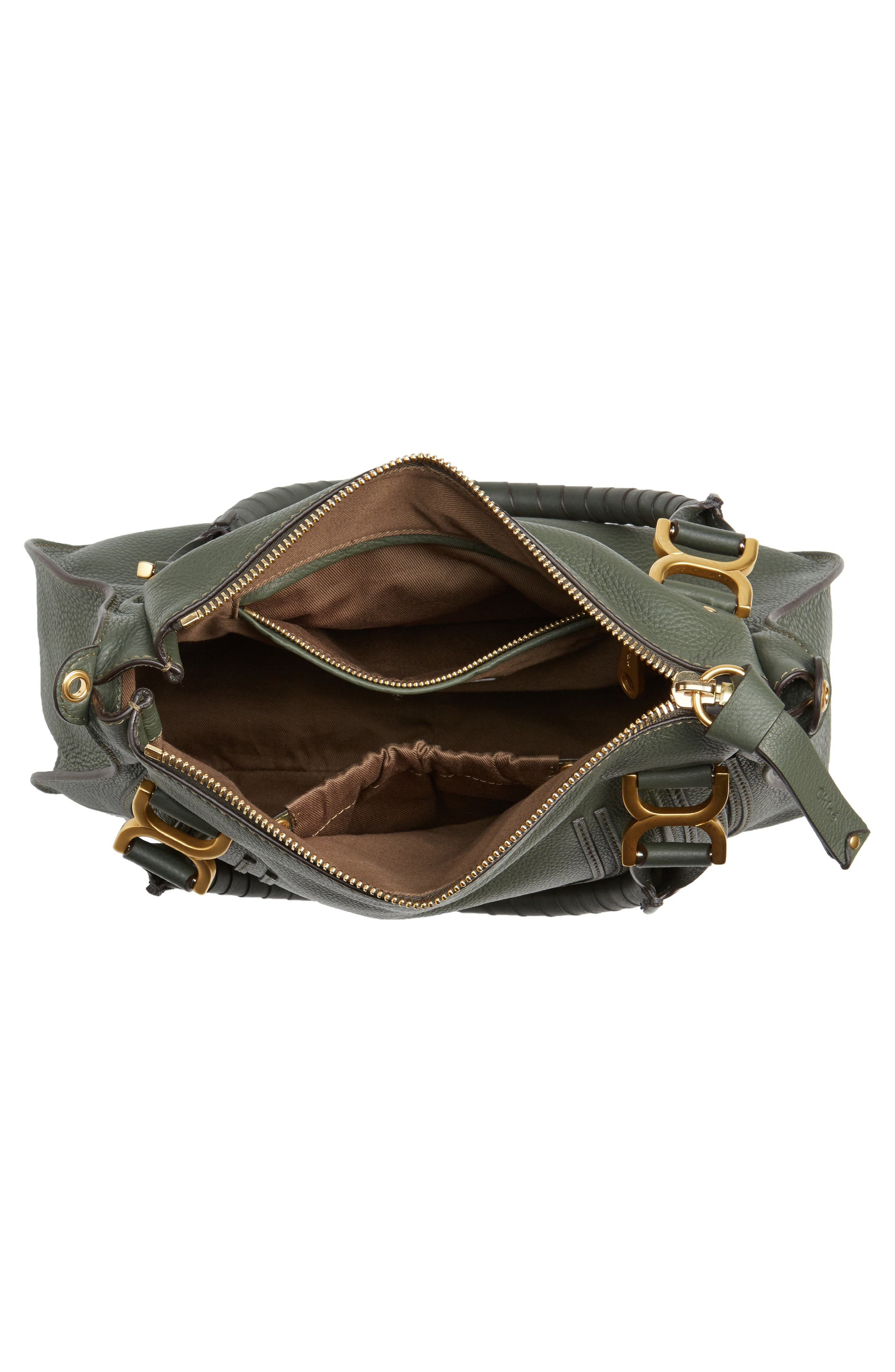 Alternate Image 4  - Chloé 'Medium Marcie' Leather Satchel